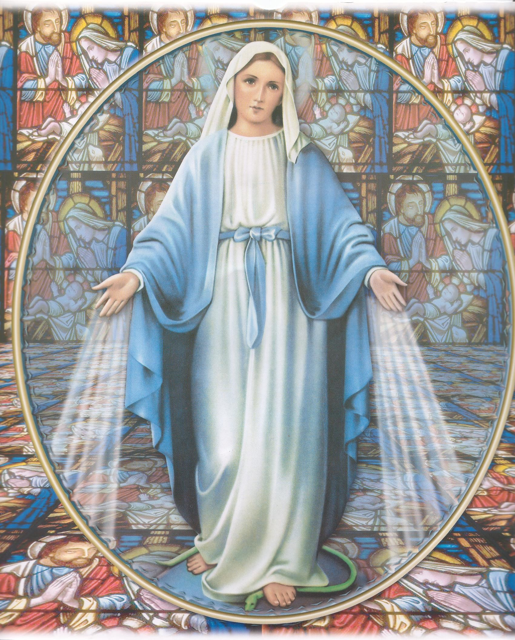 Mother Mary Wallpaper (53+ Images