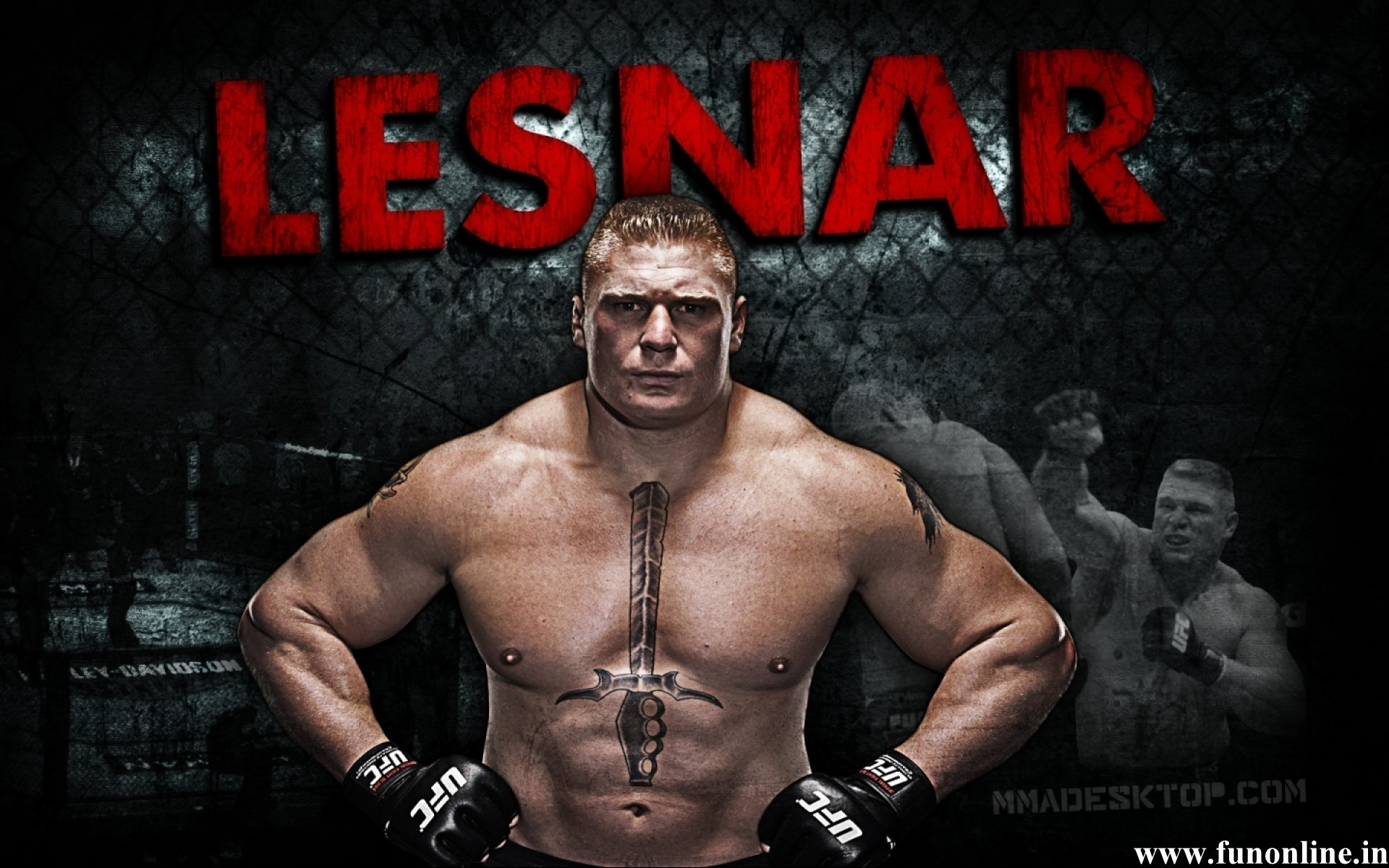 1920x1200 Brock Lesnar Wallpapers Wrestling Legend HD Wallpaper