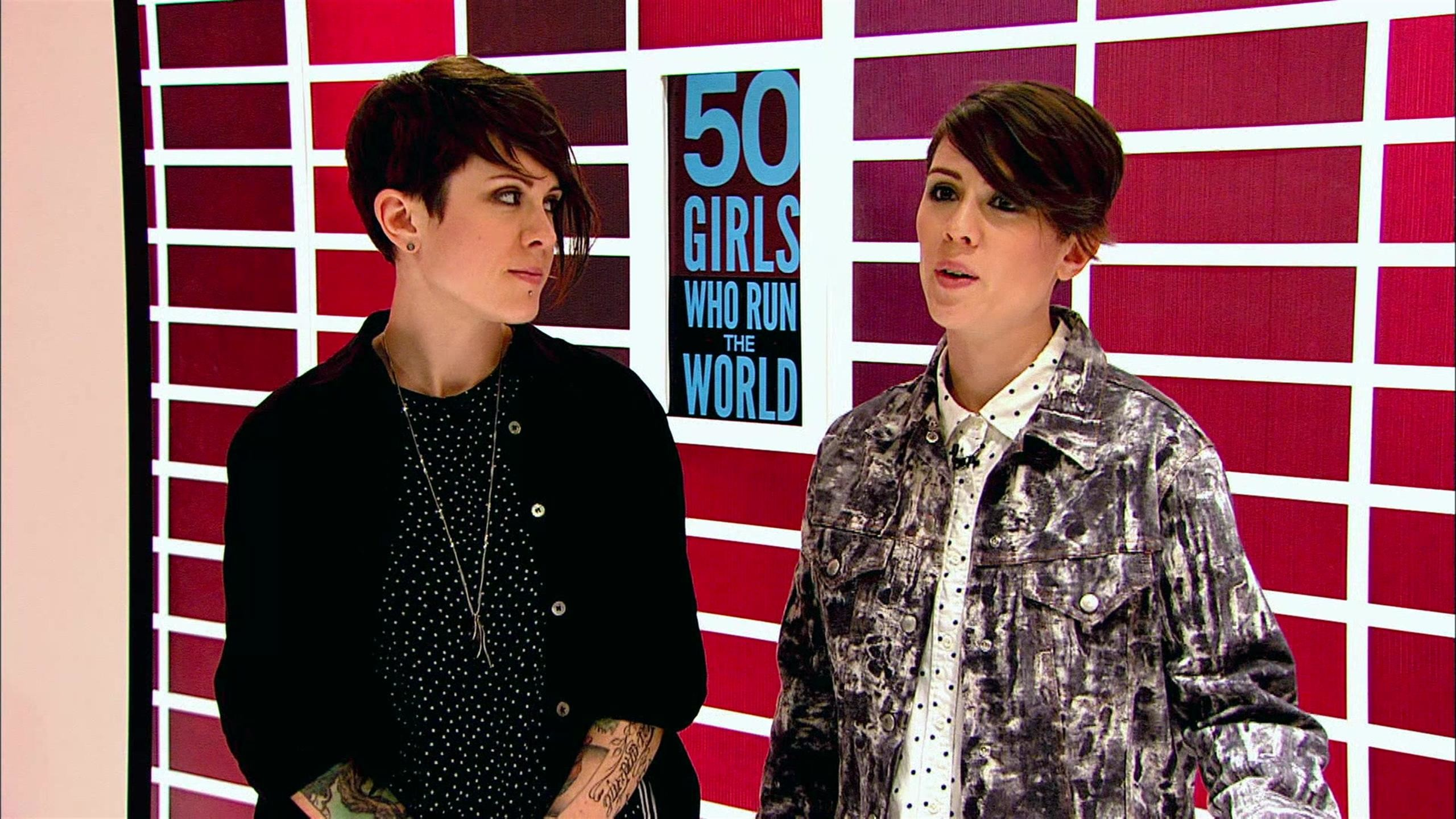 2560x1440 Future Women's History Month: Tegan and Sara's Push for Representation -  Fuse