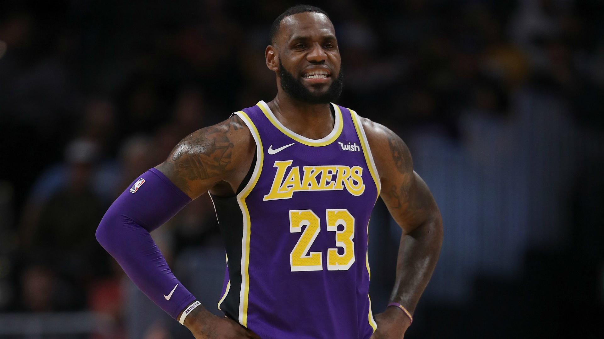 1920x1080 LeBron James sees logic in Magic Johnson, Kobe Bryant's concerns over his  usage