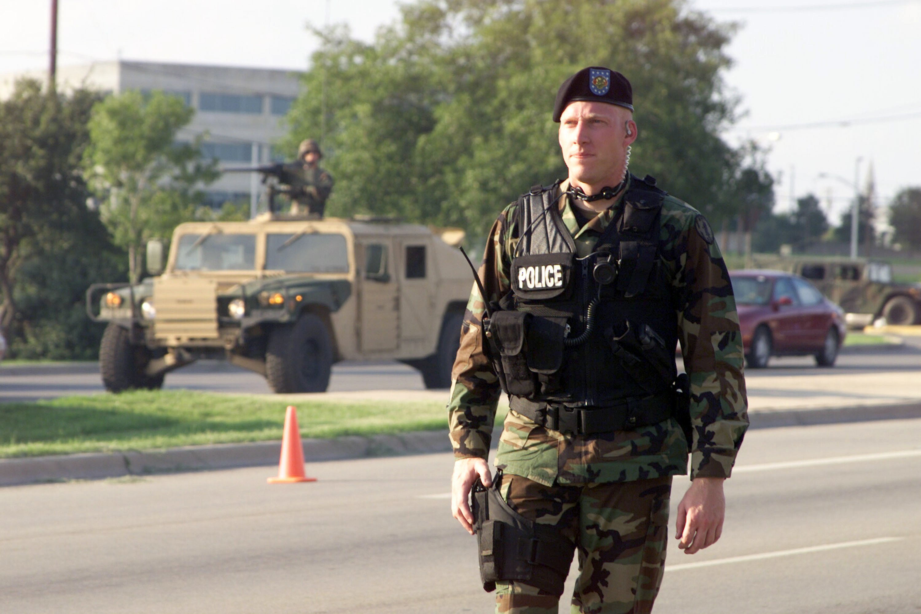 us army police