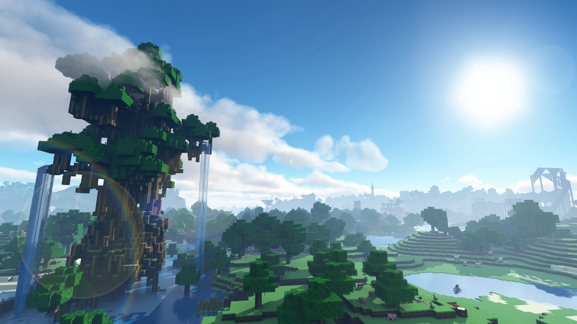 1920x1080 Minecraft Wallpapers