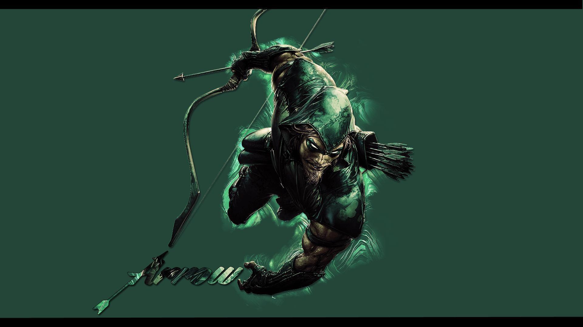 Green Arrow Wallpaper HD (81+ images)