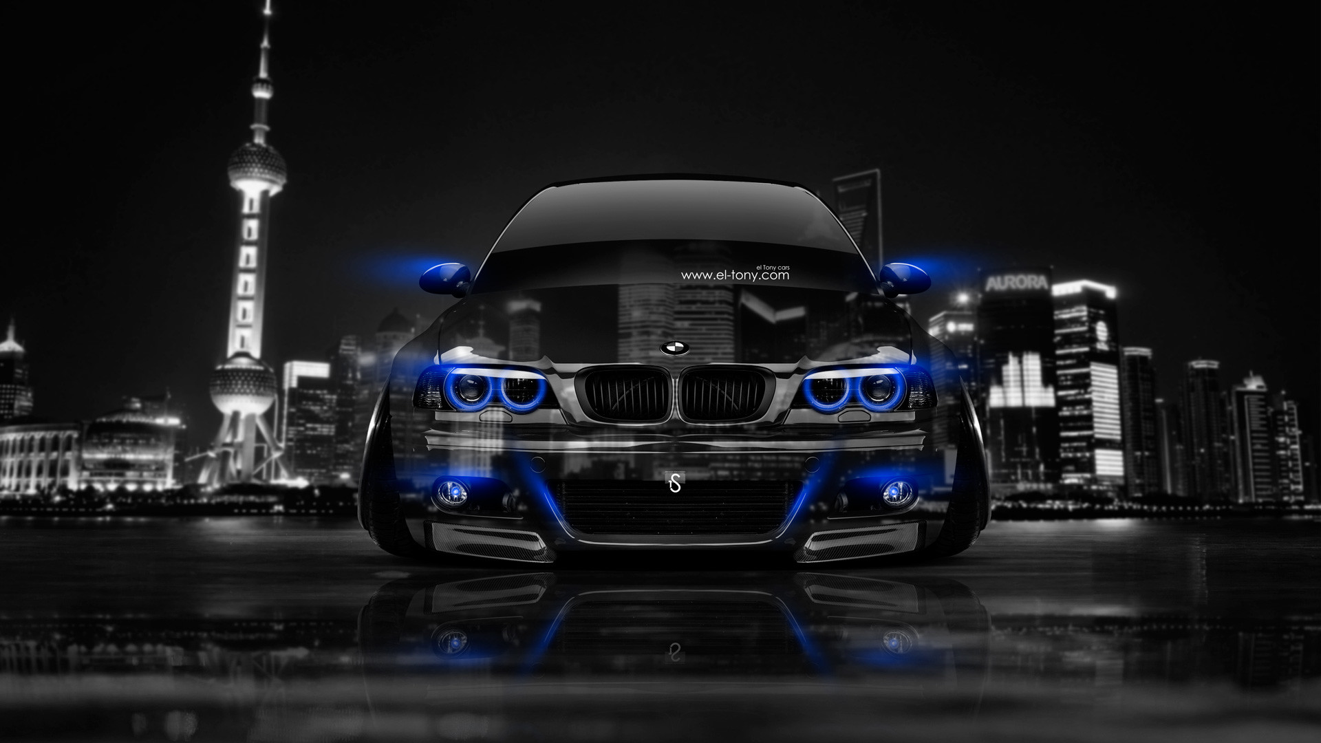 1920x1080 BMW-M3-E46-Front-Crystal-City-Car-2014-