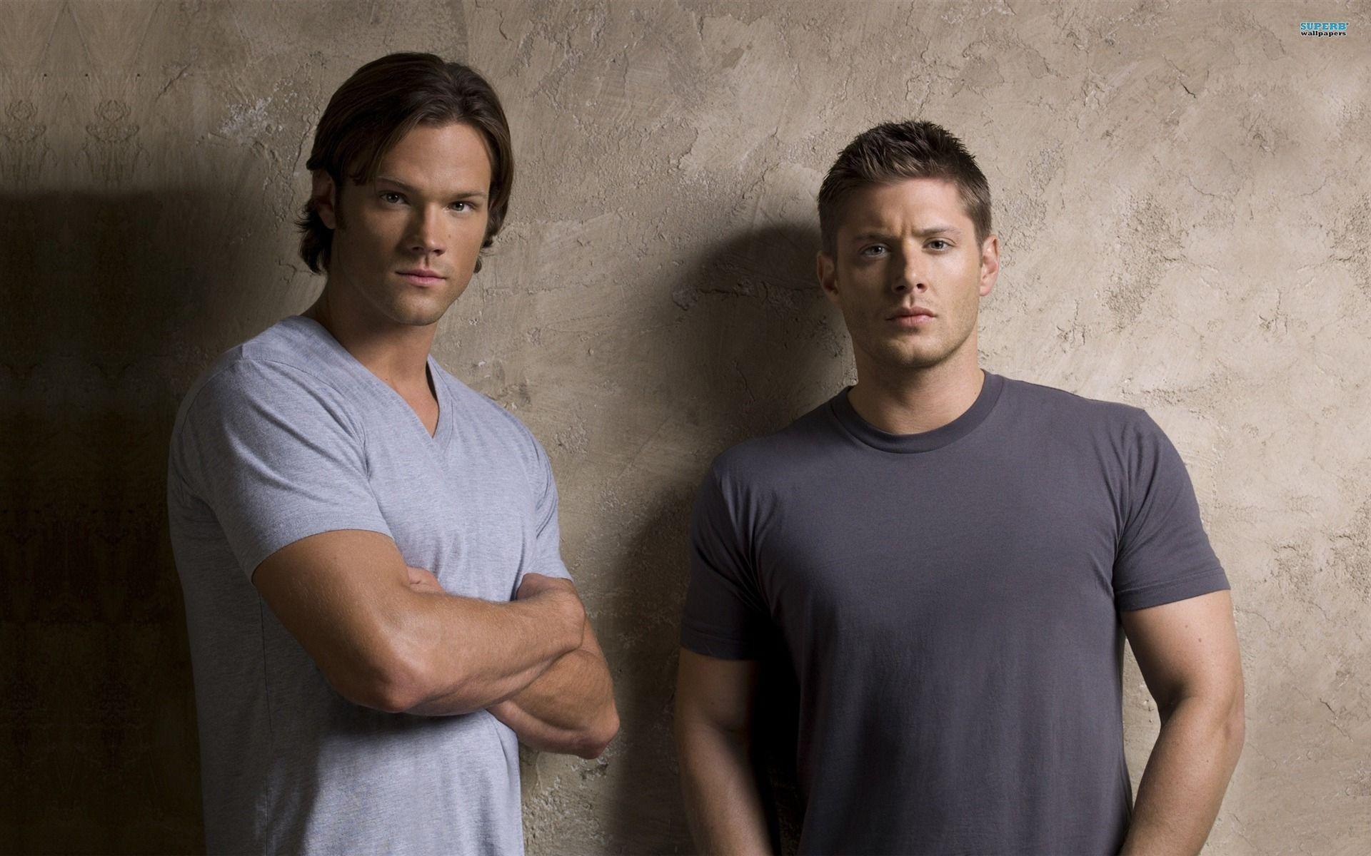 2560x1600 Supernatural Castiel Jensen Ackles Jared Padalecki Misha Collins Dean Winchester Sam Art HD Wallpaper