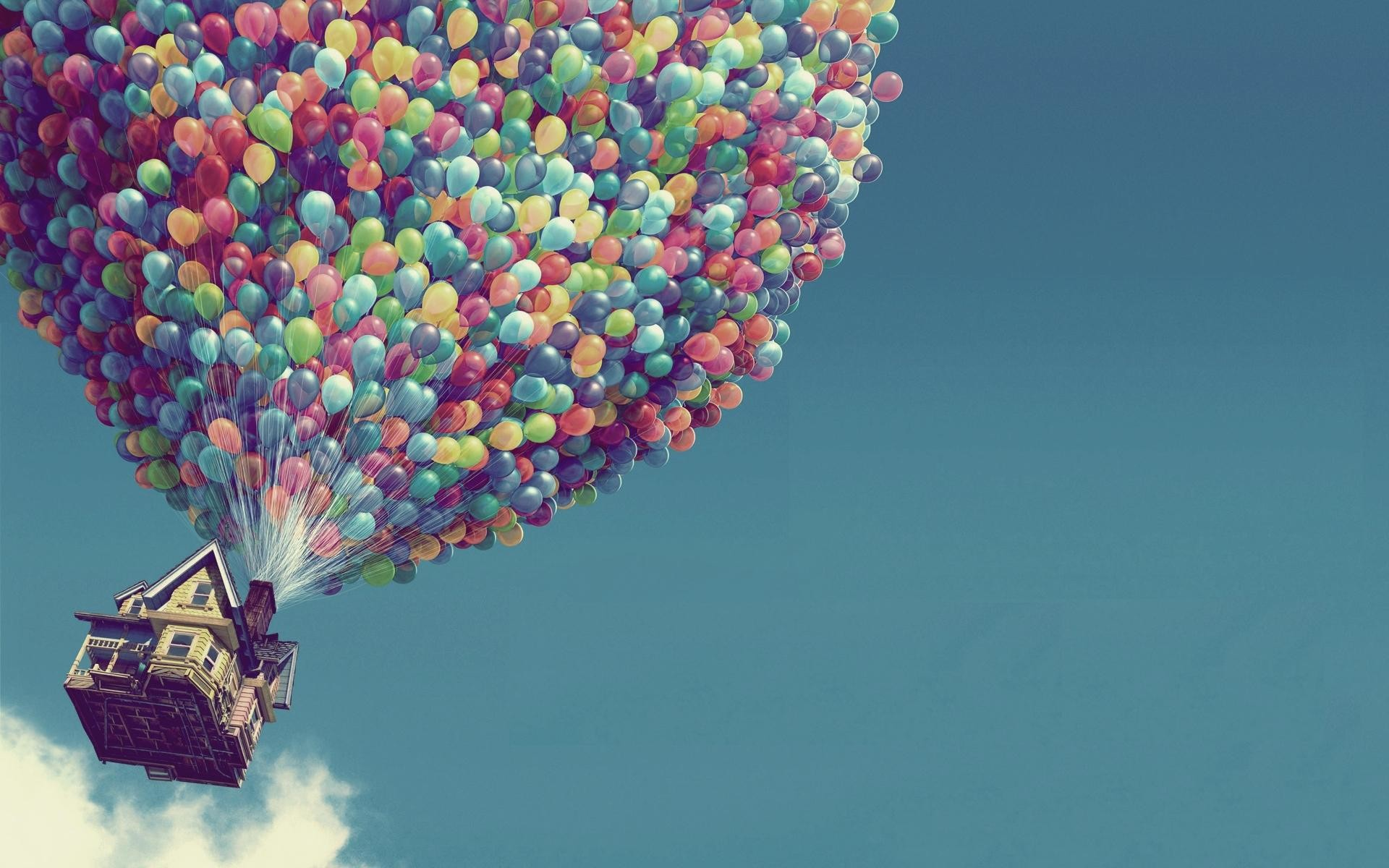 1920x1200 Bild: Pixar ist Up! wallpapers and stock photos. Â«