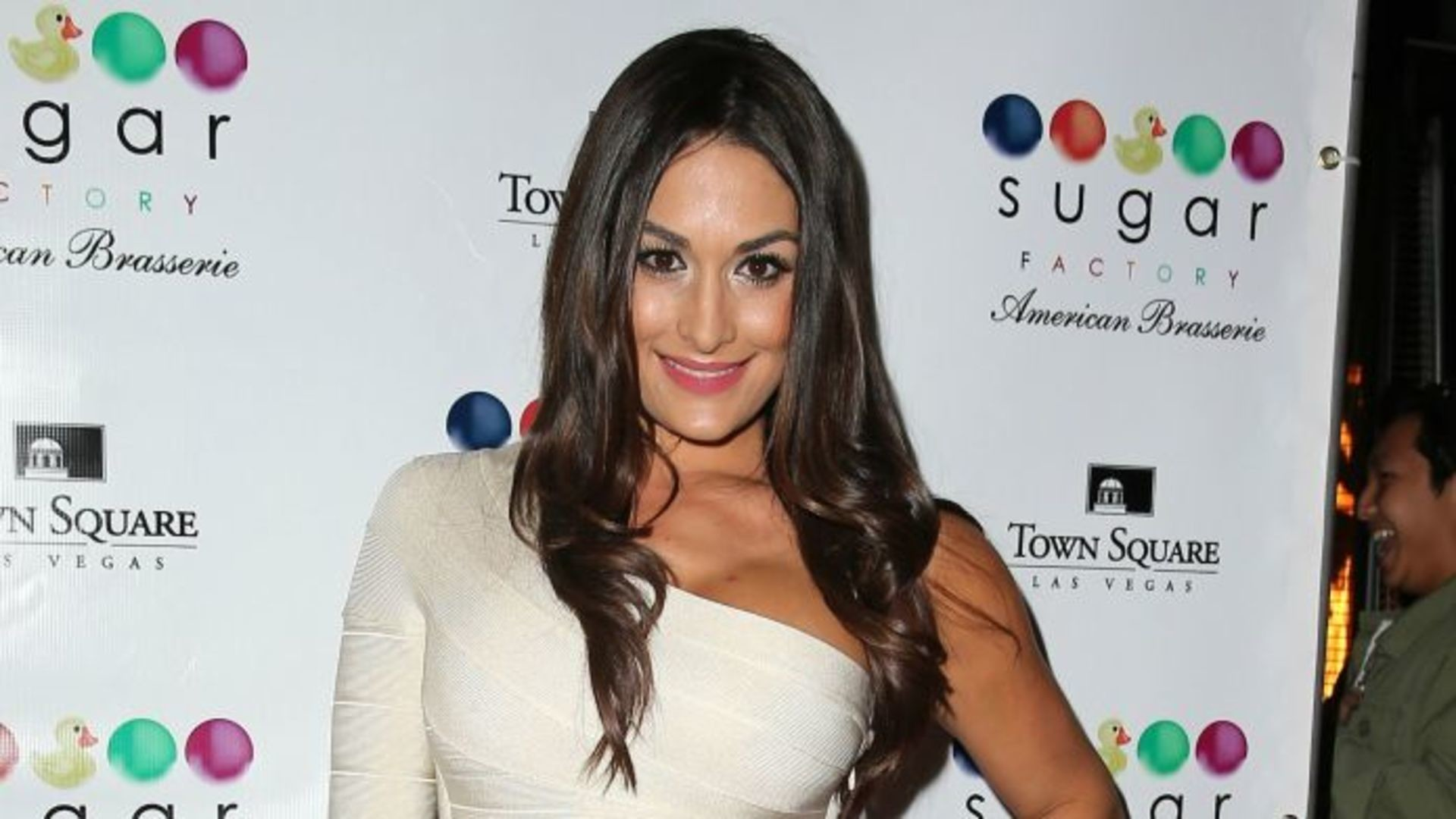 1920x1080 Nikki Bella says she's successful because she's more than a pretty face