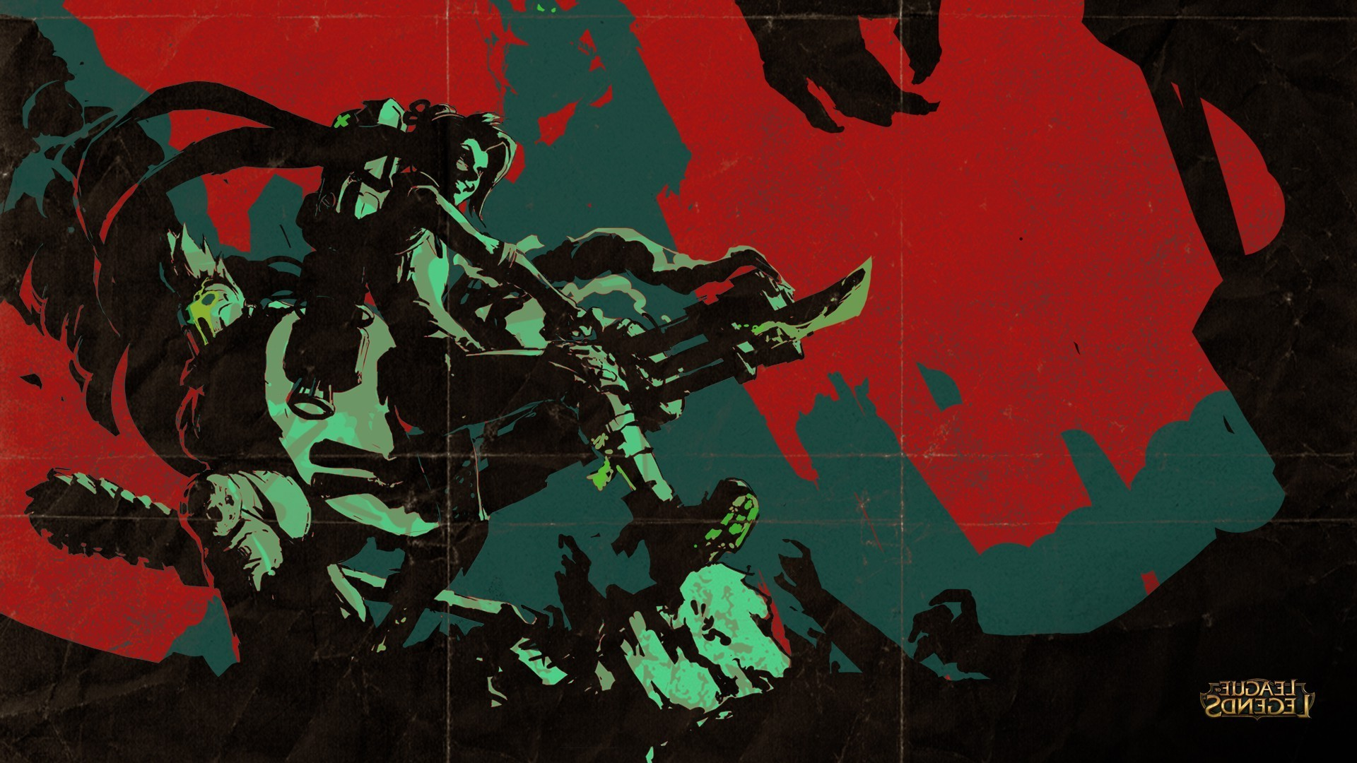 Slayer Jinx Wallpaper 80 Images
