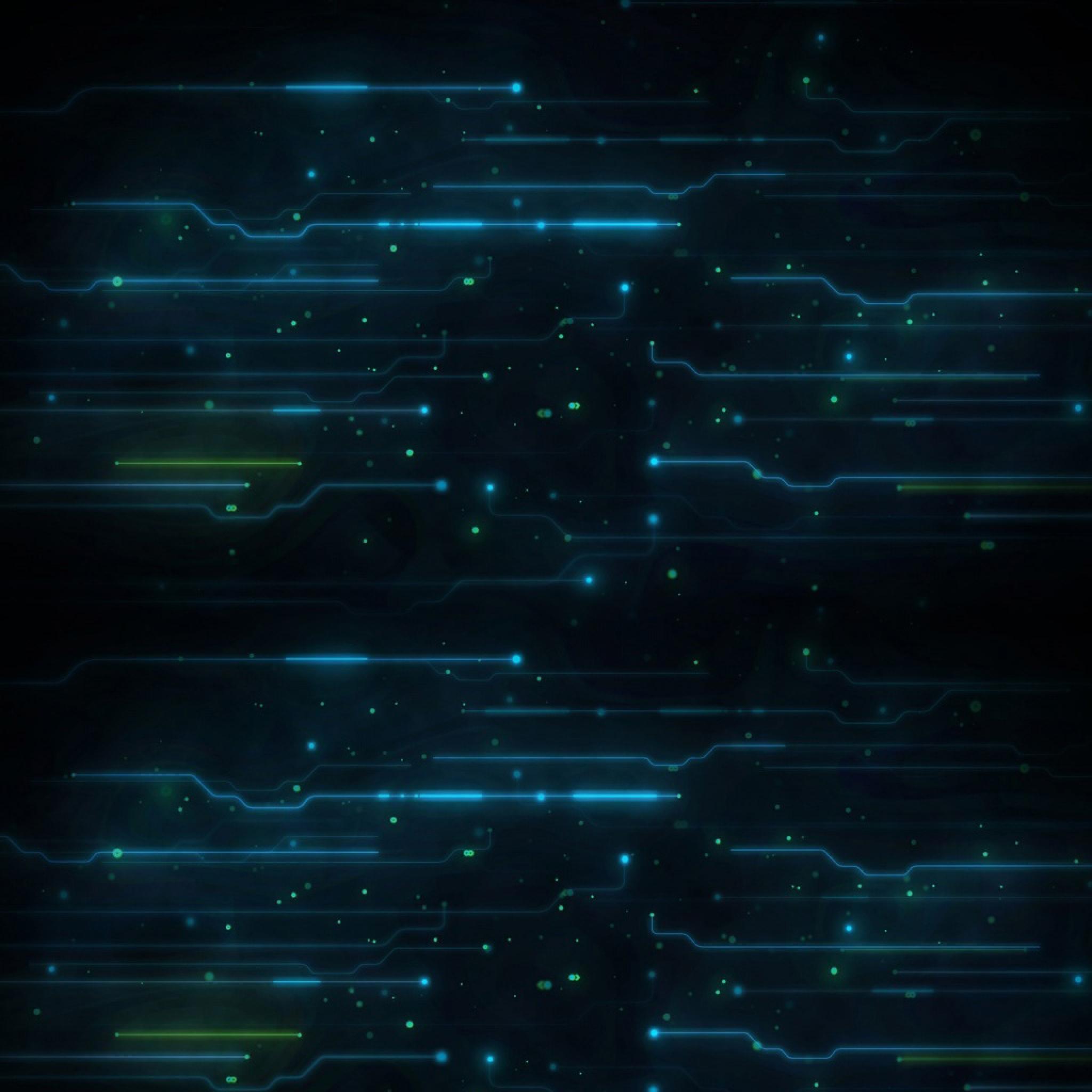 Blue Technology: High Tech Wallpaper HD (77+ Images
