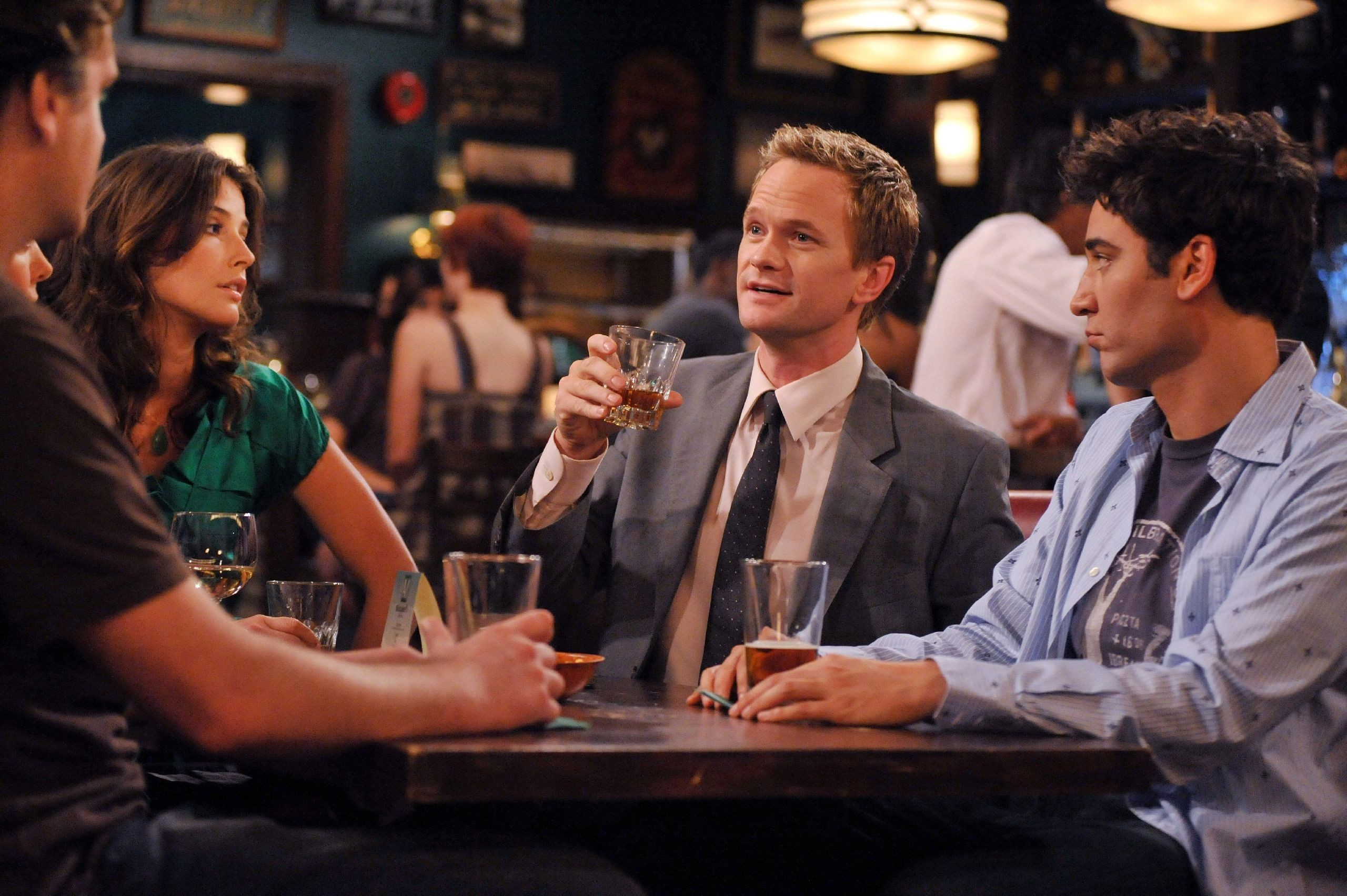 2560x1703 How I Met Your Mother Picture on Bar - Barney Stinson Quotes on How I Met