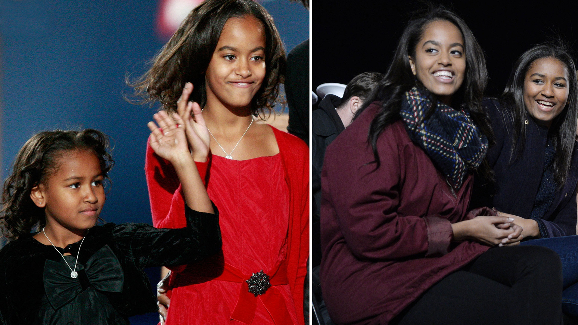 1920x1080 26 photos of Sasha and Malia Obama growing up before our eyes