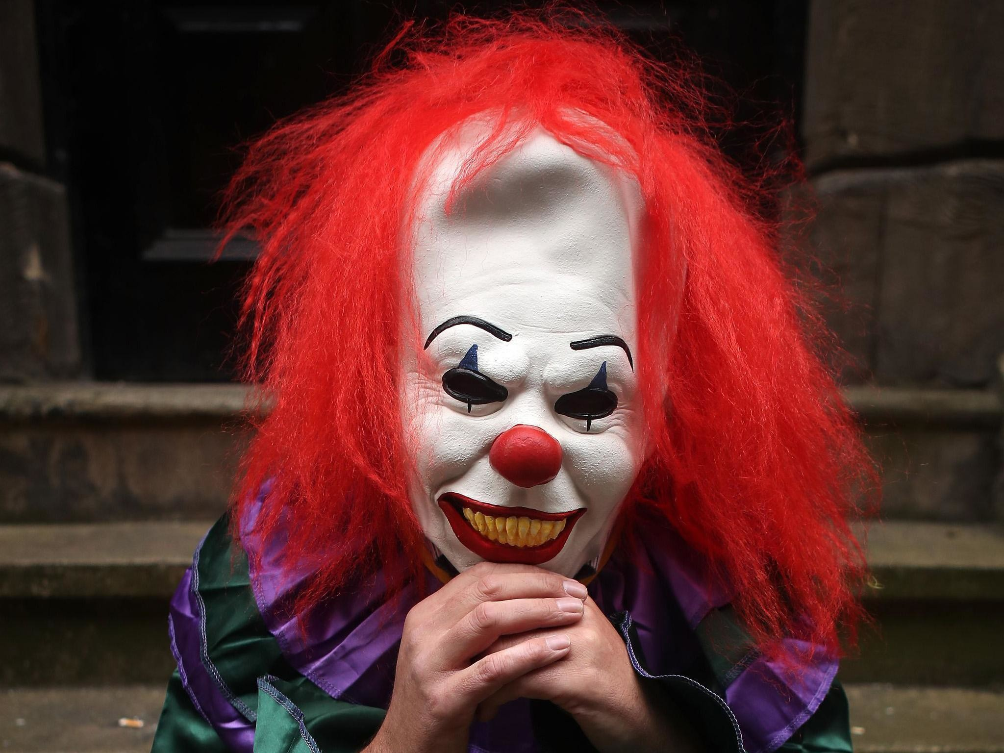 2048x1536 'Killer clown hunting' event with cash prizes to be held on Halloween in  Copenhagen | The Independent