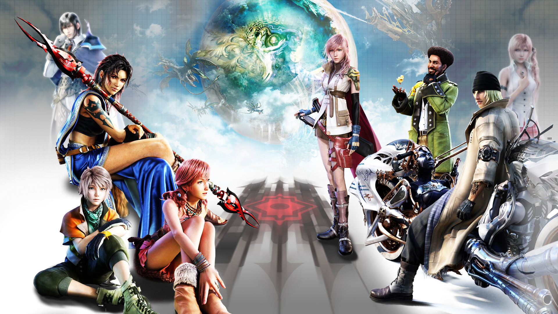 final fantasy 13 cocoon wallpaper 80 images