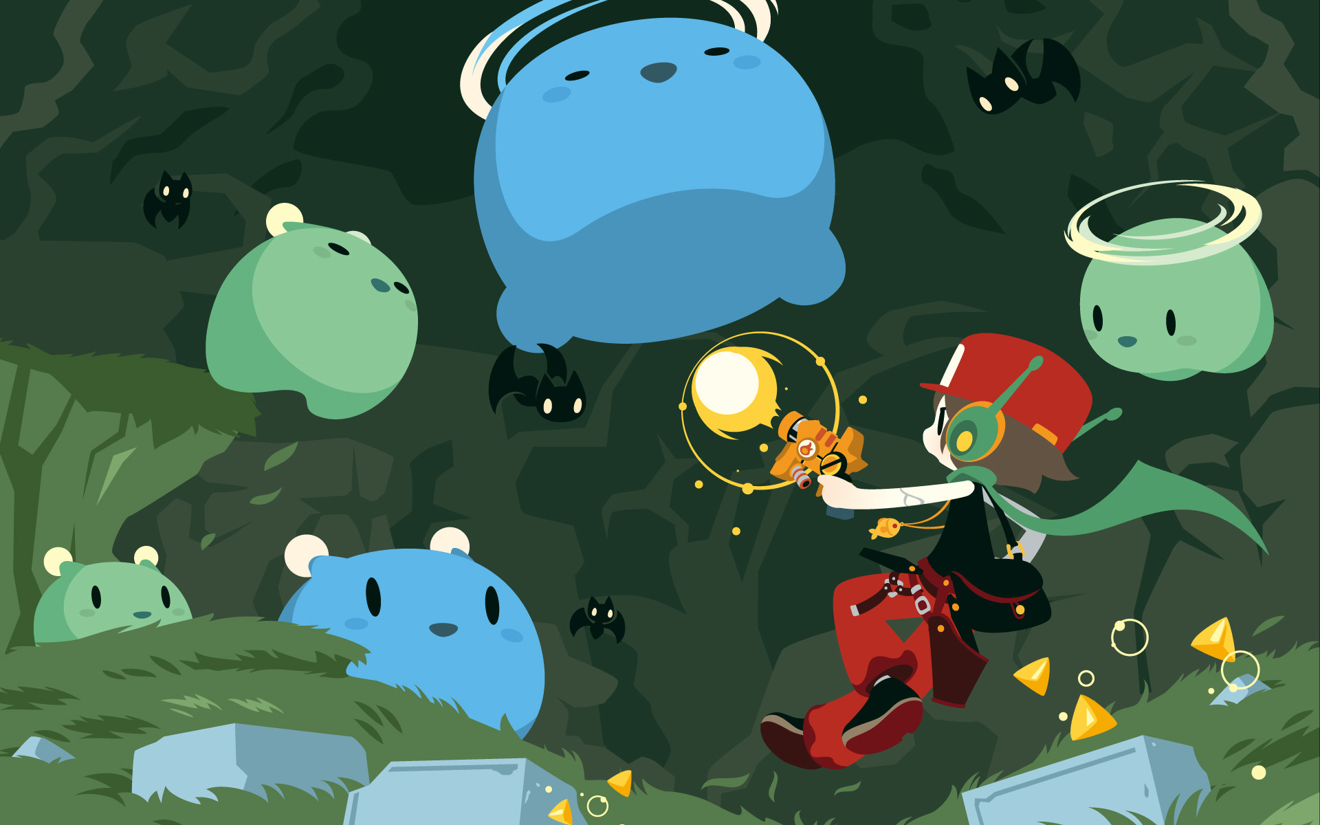 1920x1200 Cave Story Wallpaper Widescreen