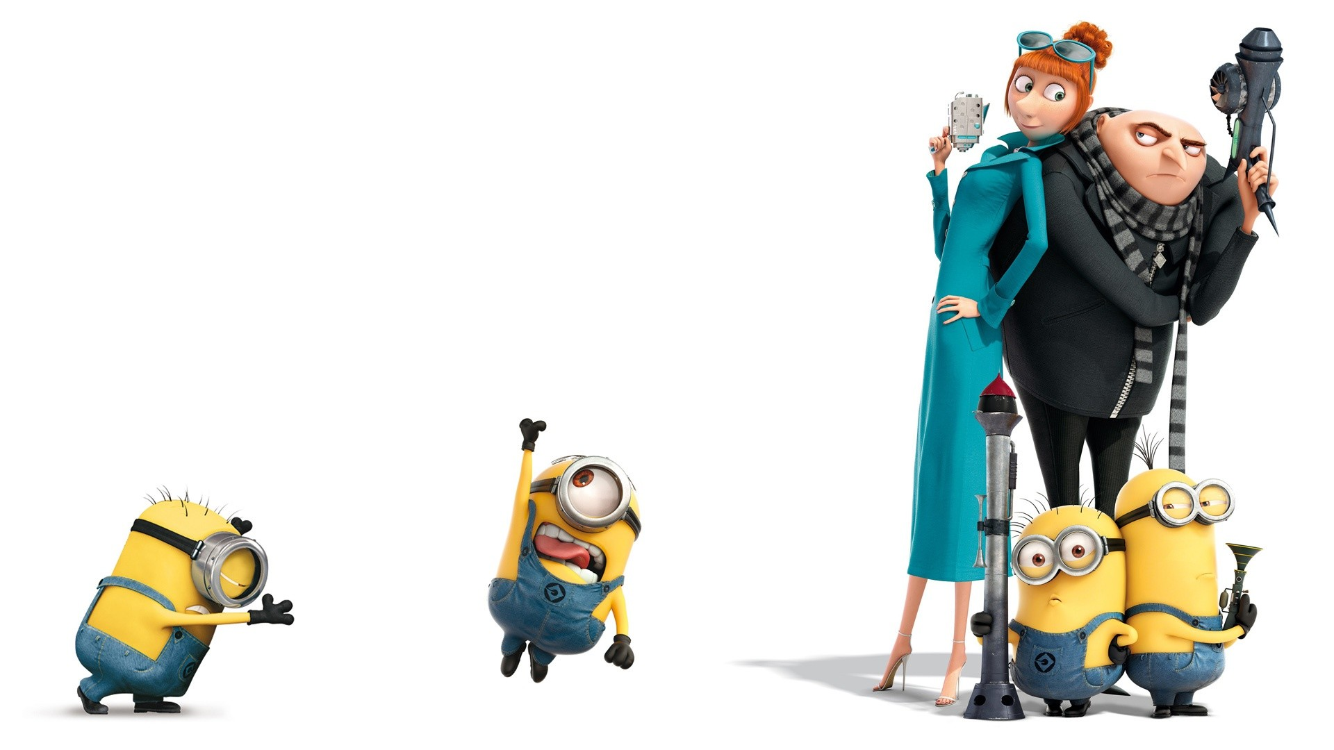 1920x1080 Despicable Me Minion HD Desktop Wallpaper