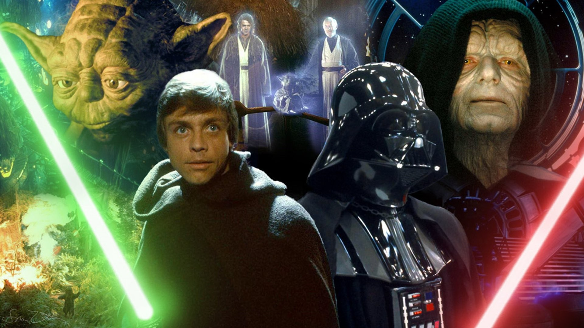 1920x1080 HD Wallpaper | Background ID:507135.  Movie Star Wars ...