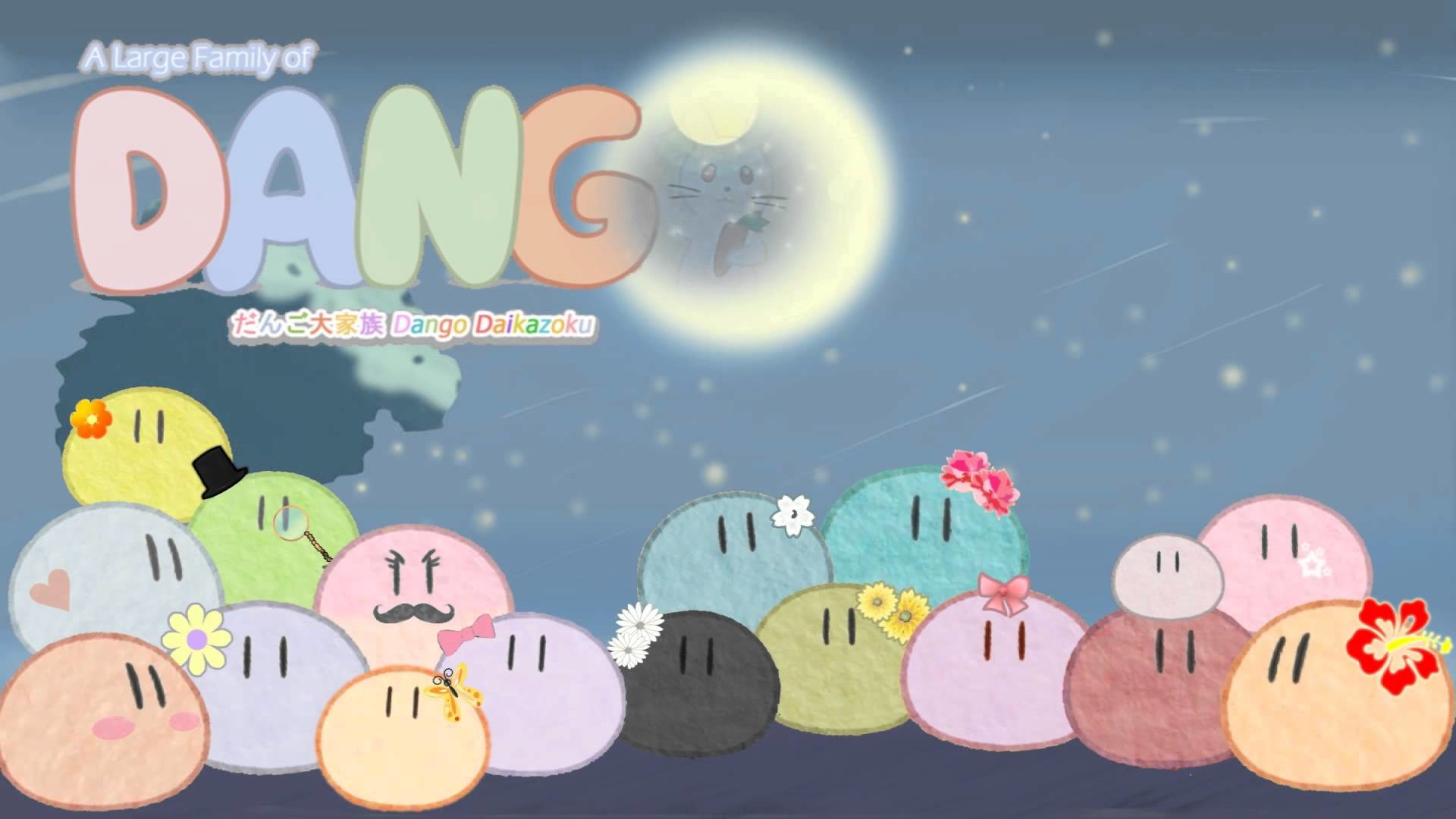 1920x1080 Clannad Dango Wallpaper - WallpaperSafari