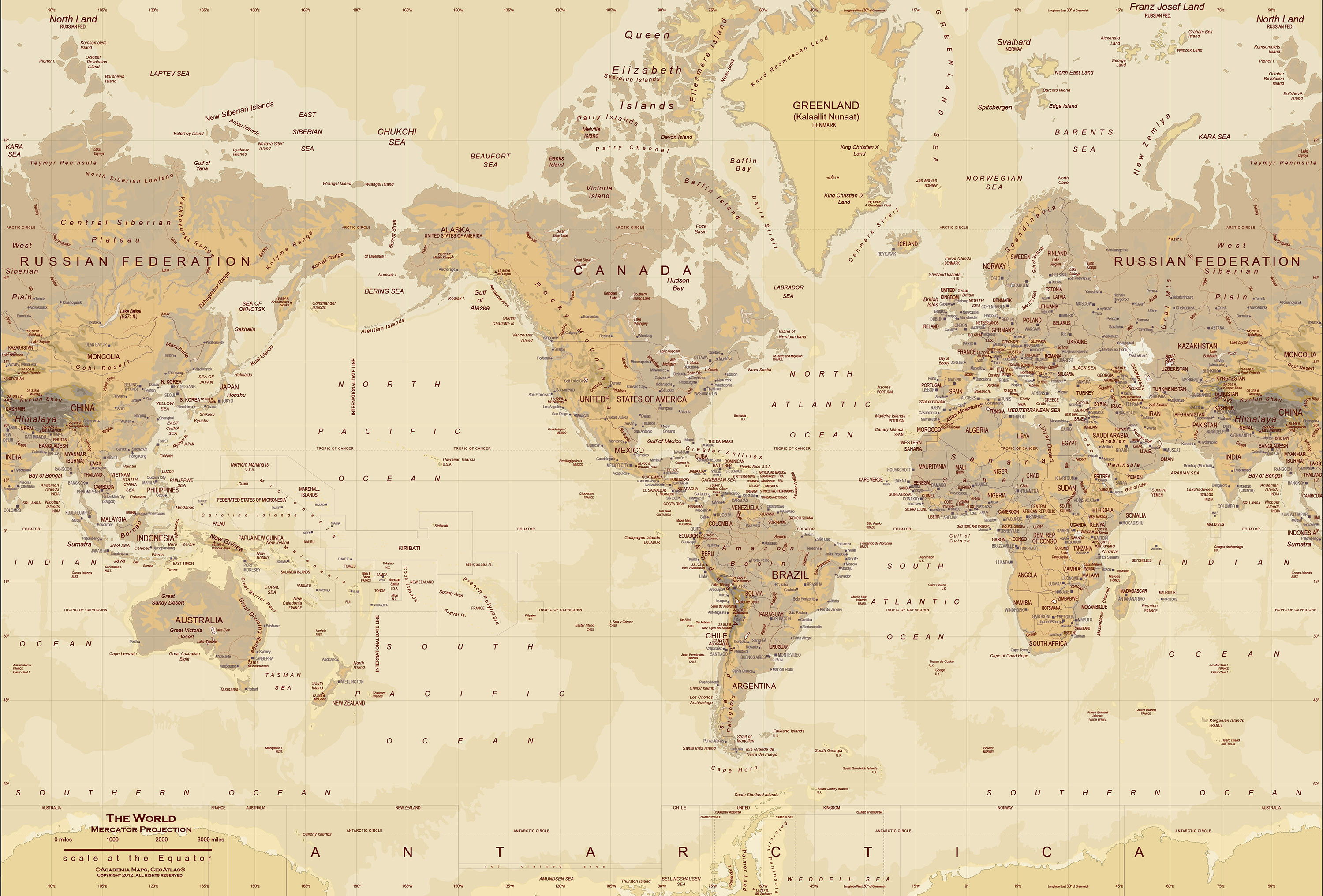 Wallpaper of World Map (62+ images)