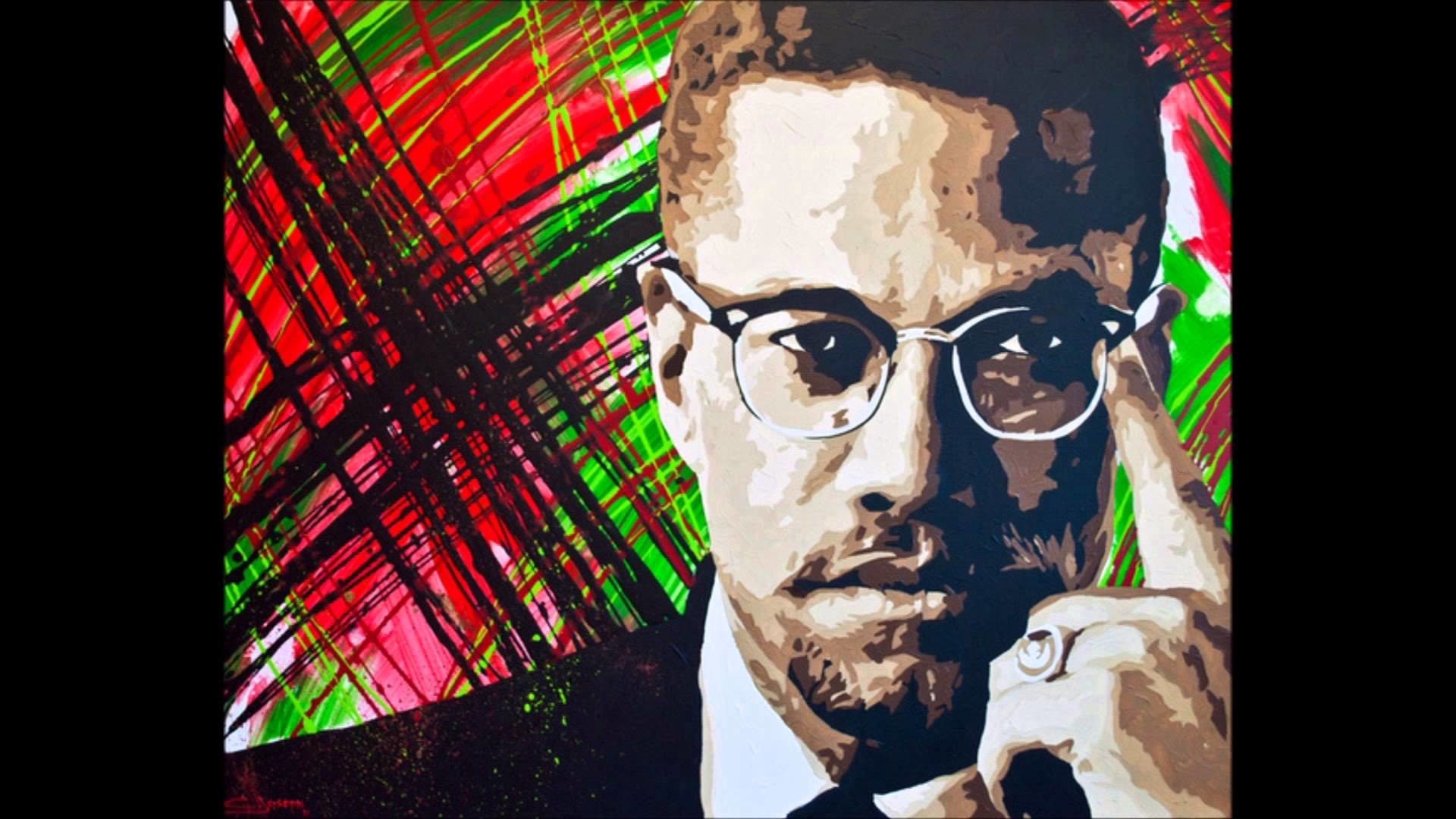 1920x1080 photographs malcolm x; malcolm x speaks on true freedom and challenges  white liberals ...