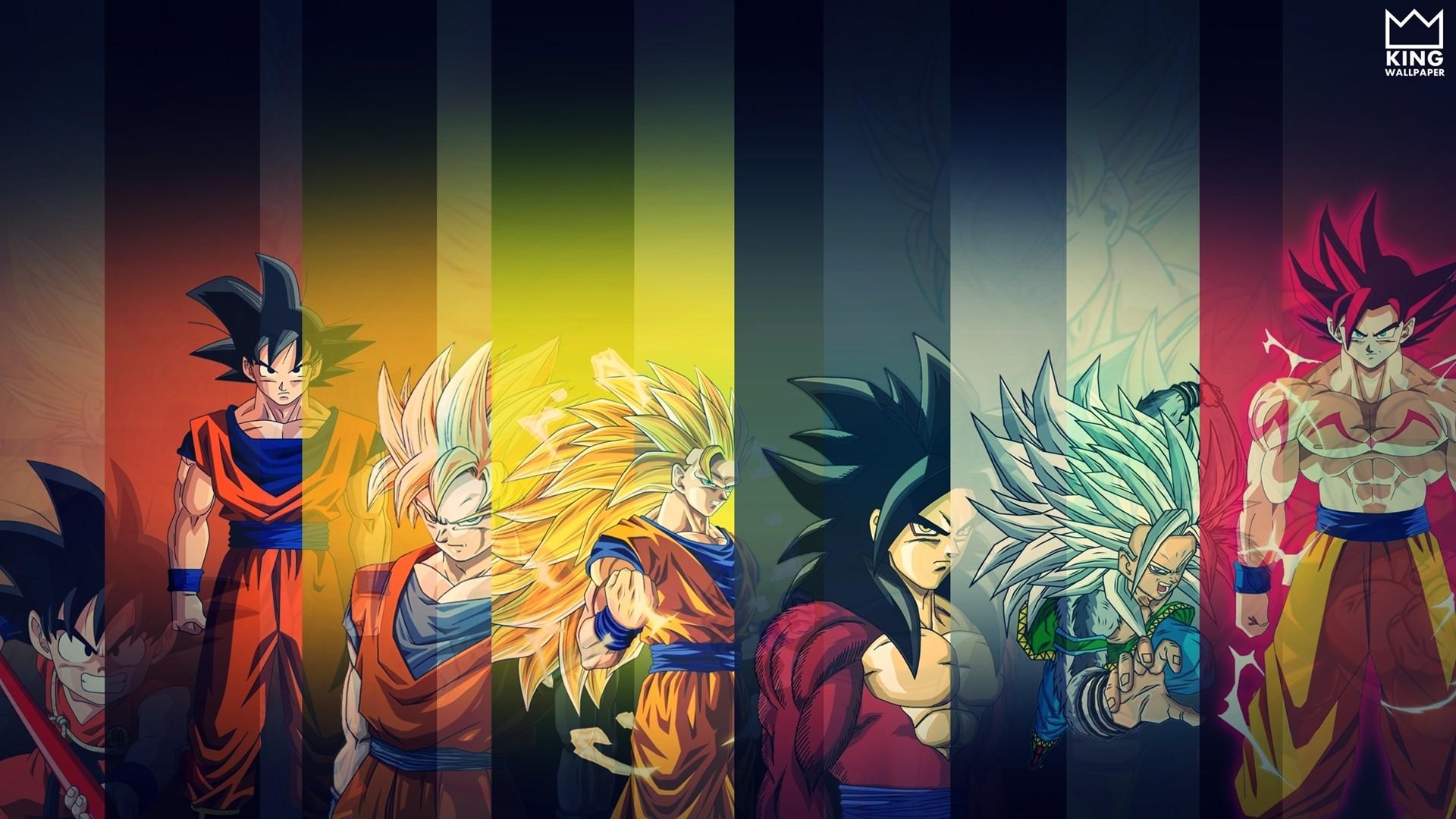 Best Goku Hd For PC Dragon Ball Z Wallpaper Wp400255