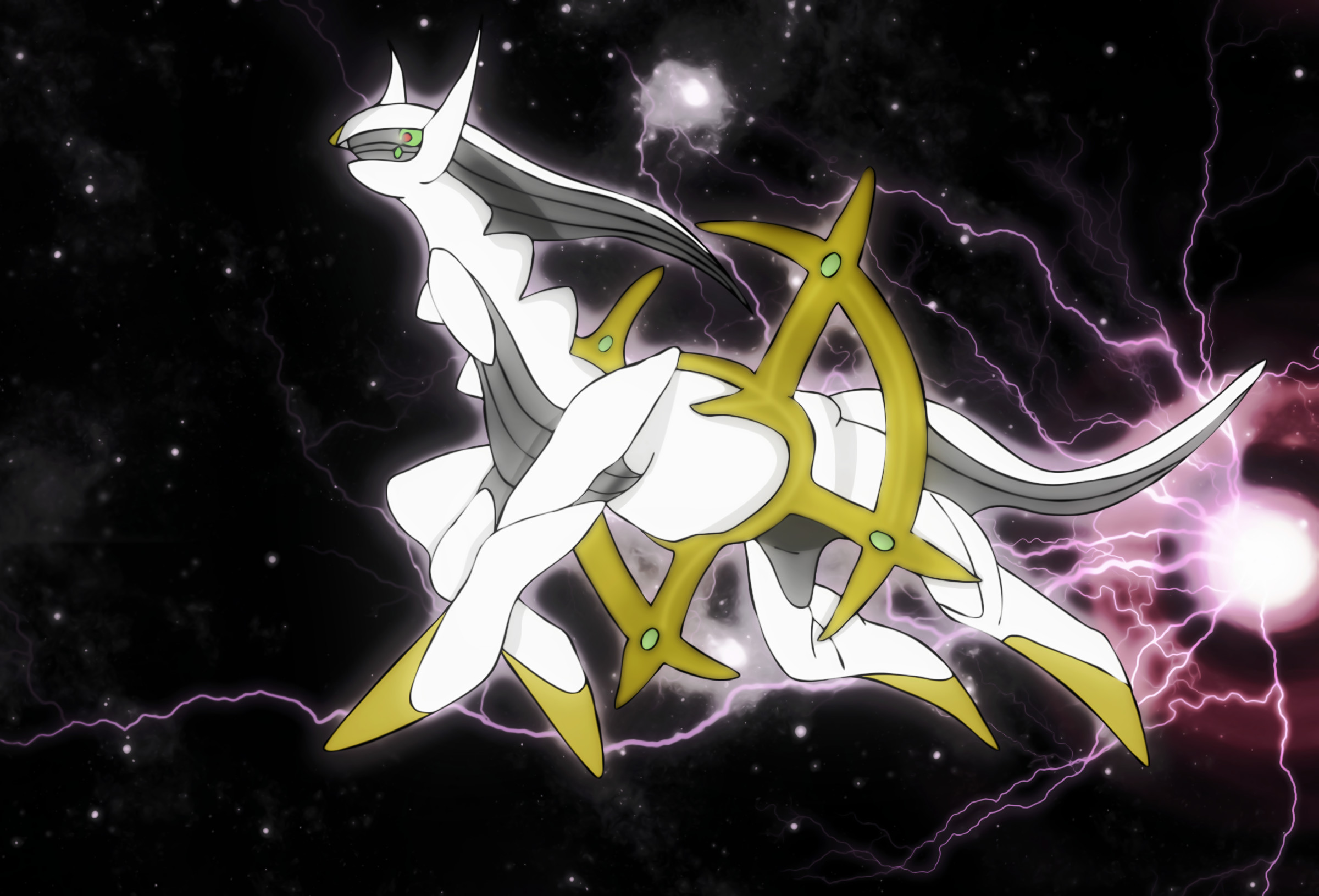 2400x1630 Legendary Pokemon images Arceus wallpaper and background photos .