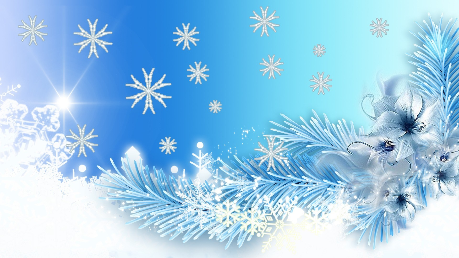 1920x1080 winter theme background images - winter category