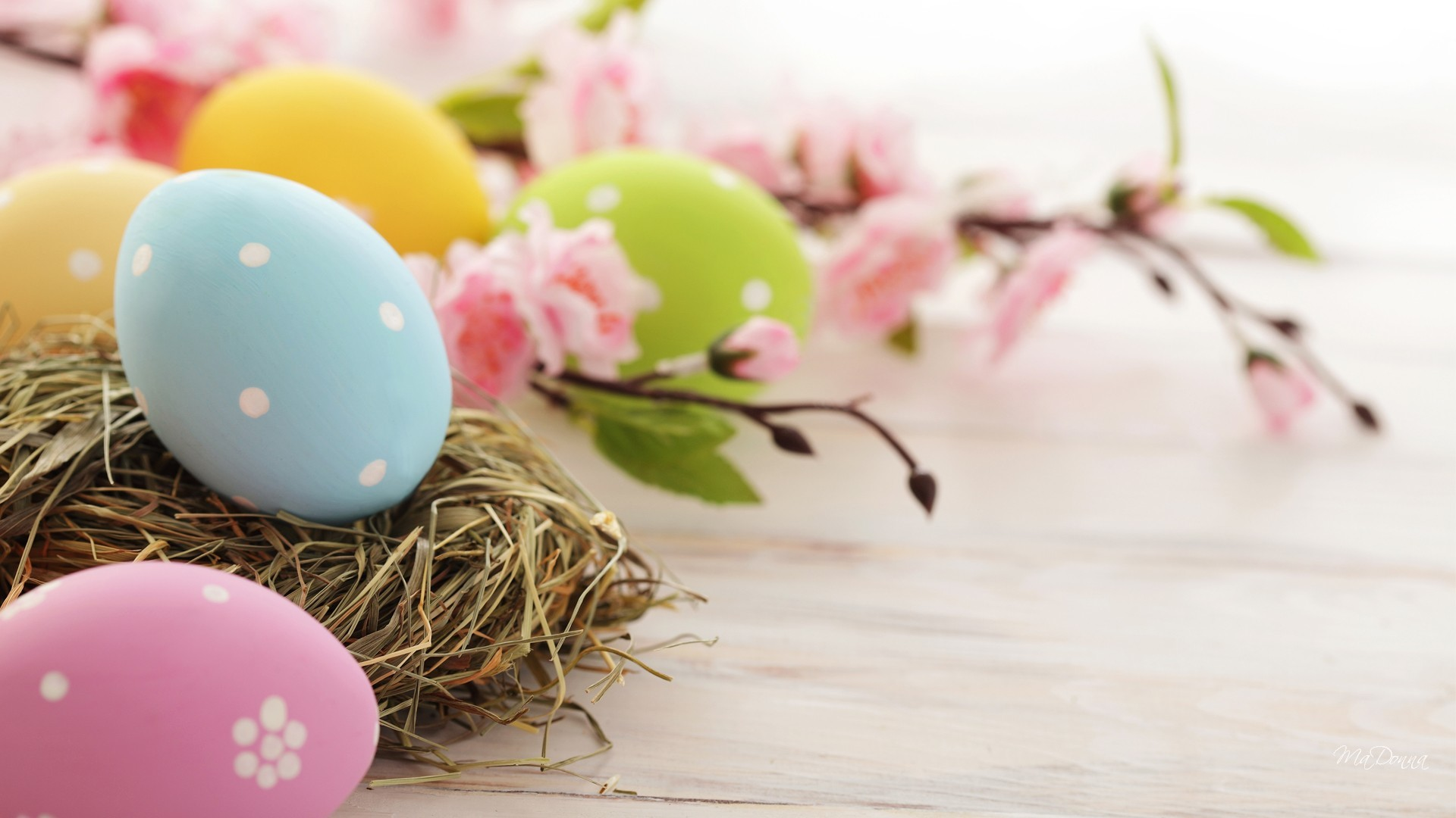 1920x1080 Free Hd Easter Wallpaper (01)