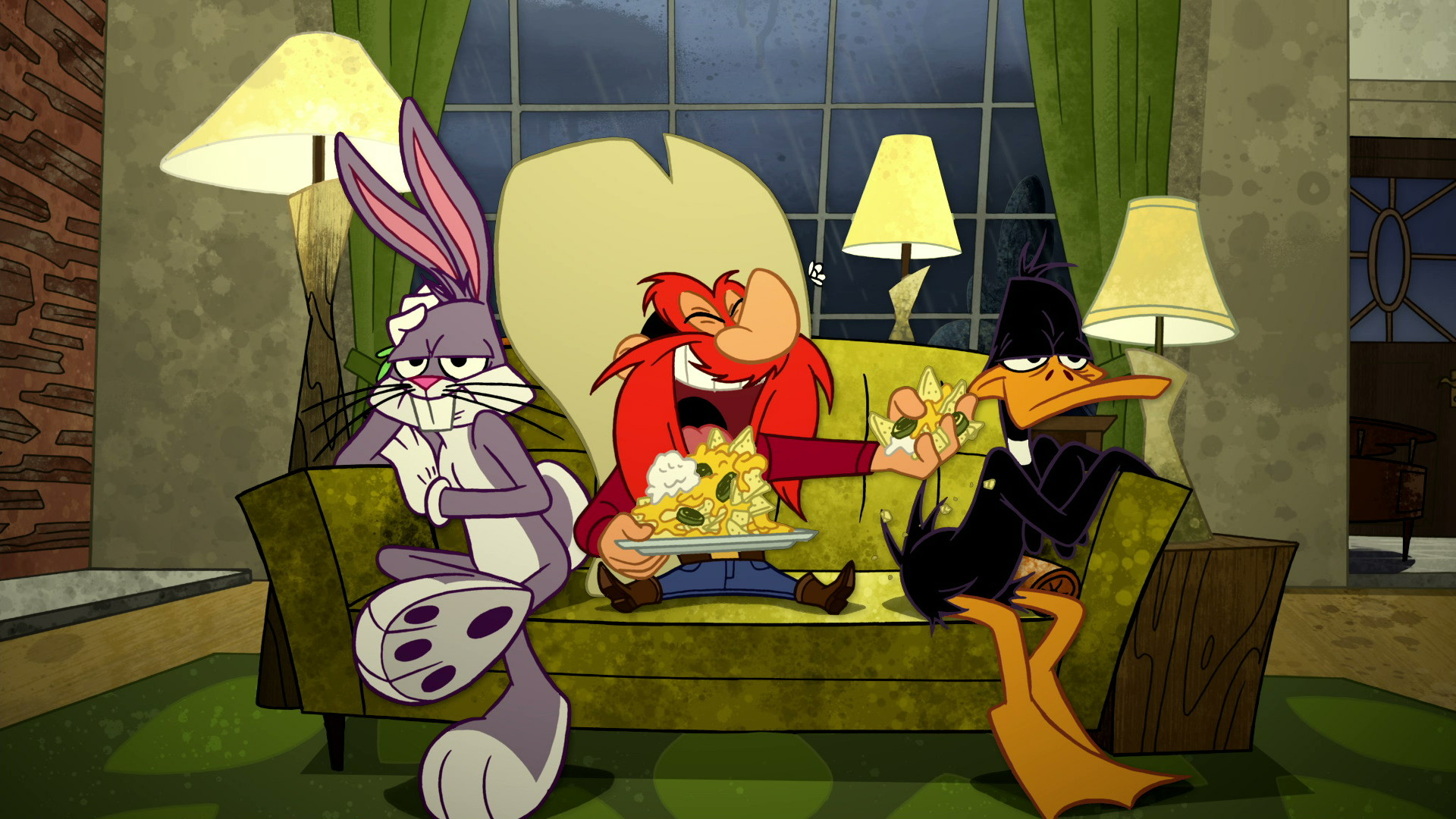 1920x1080 Looney tunes gangster wallpaper - photo#20
