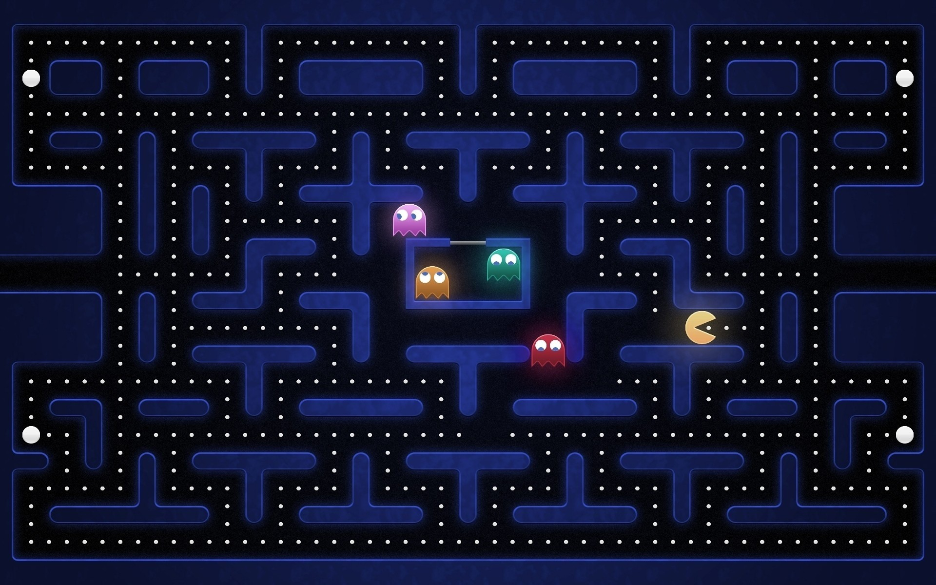 1920x1200 Pacman Wallpapers - Pacman desktop wallpapers - 124 and wallpapers