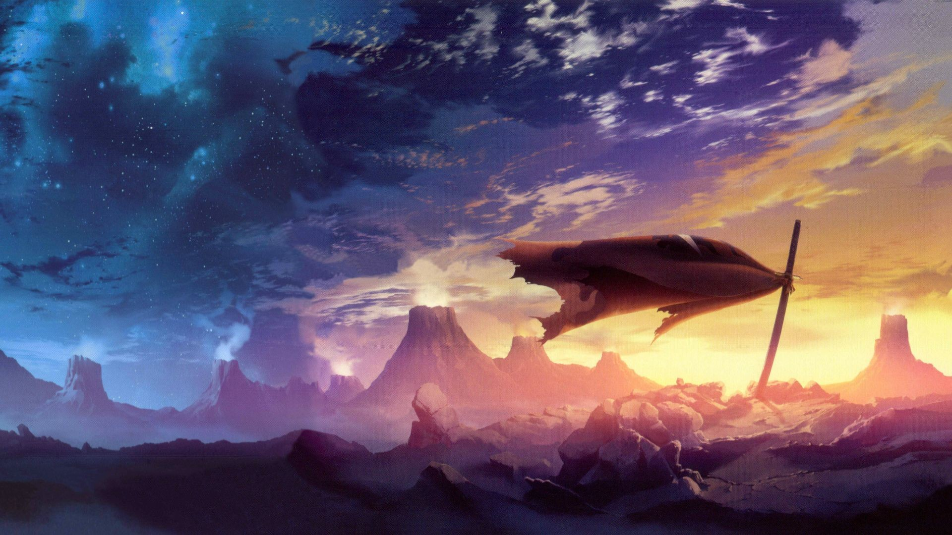 Anime Inspired Hd Fantasy Wallpapers For Your Collection: Awesome Anime Wallpaper (52+ Images