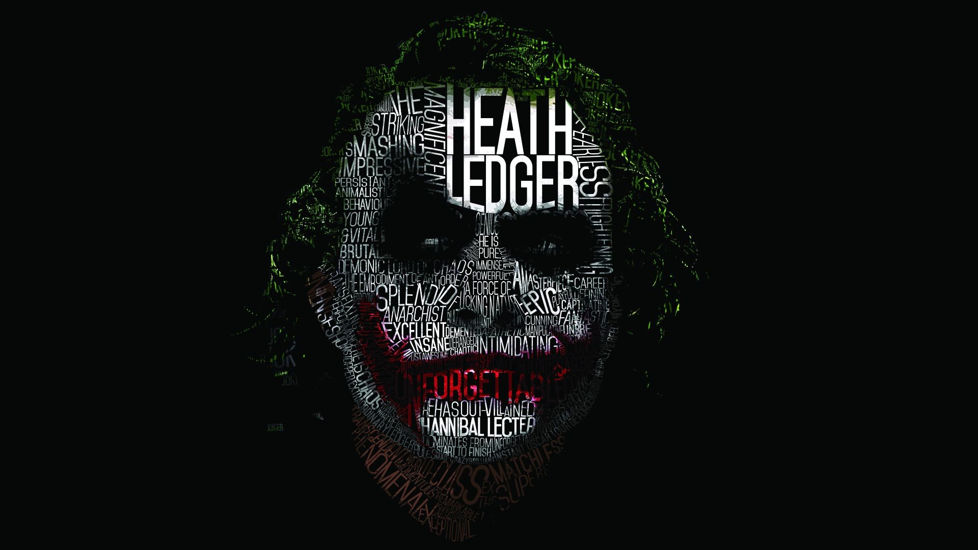 Joker Hd Wallpapers: Heath Ledger Joker Wallpaper HD (79+ Images