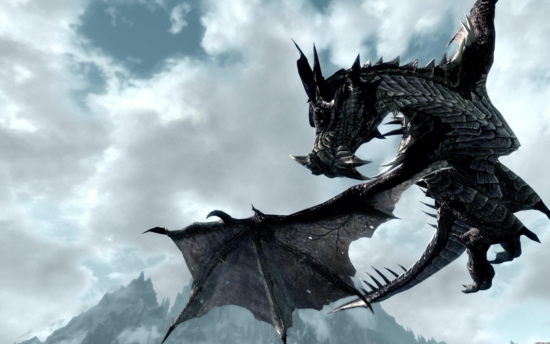 Black Dragon Wallpaper Desktop (65+ Images