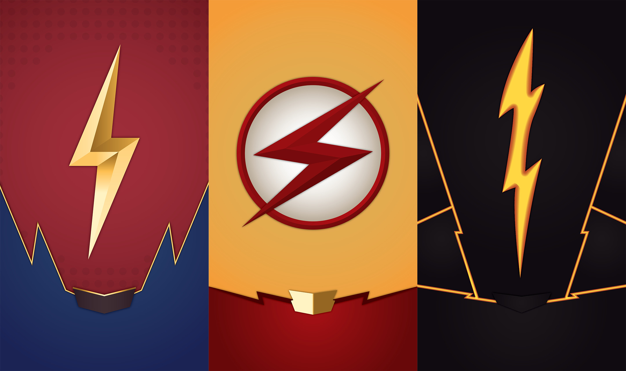 the flash logo wallpaper (77+ images)