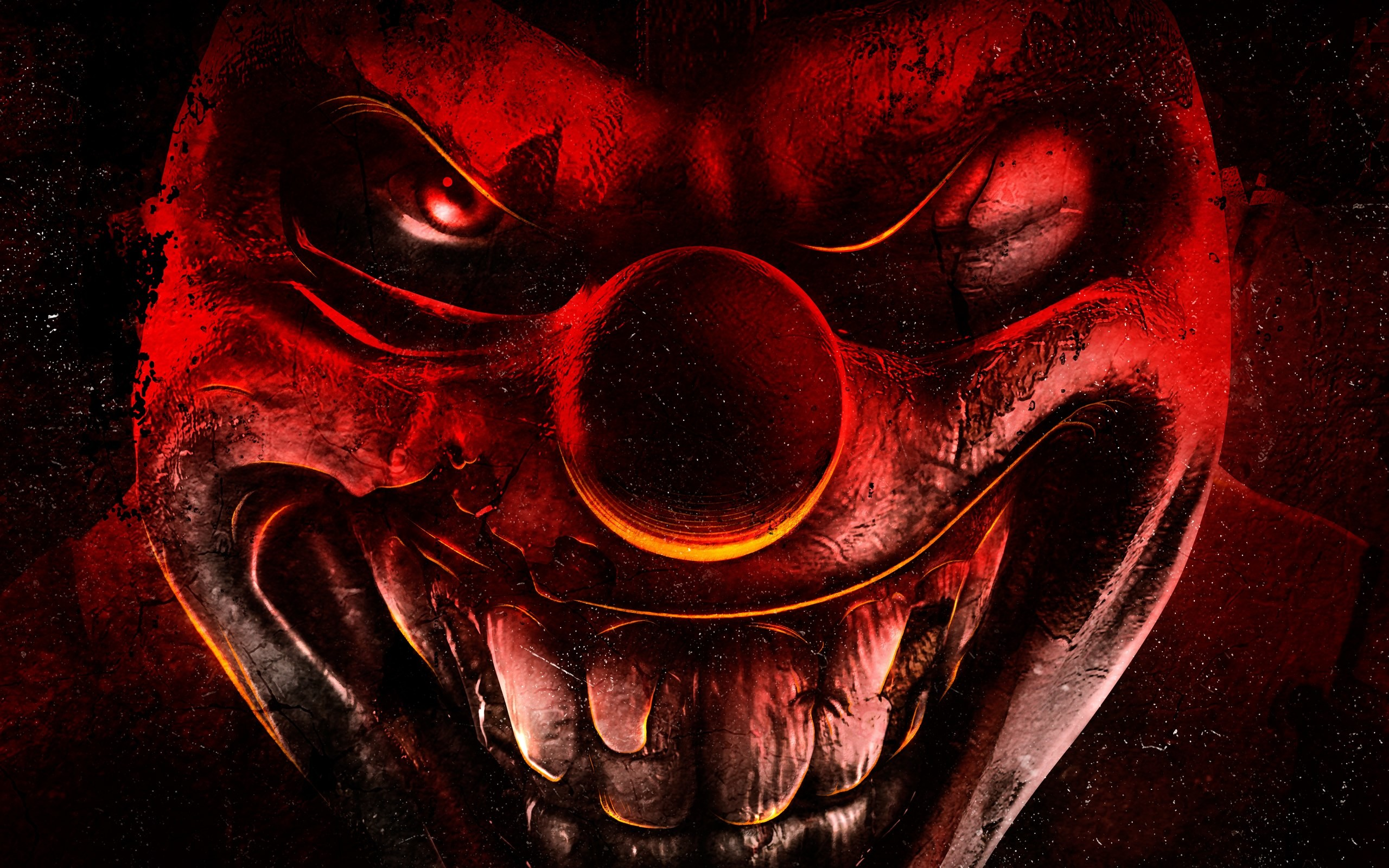 2560x1600 Scary Clown Wallpapers 2560×1600 #22684 HD Wallpaper Res:  .