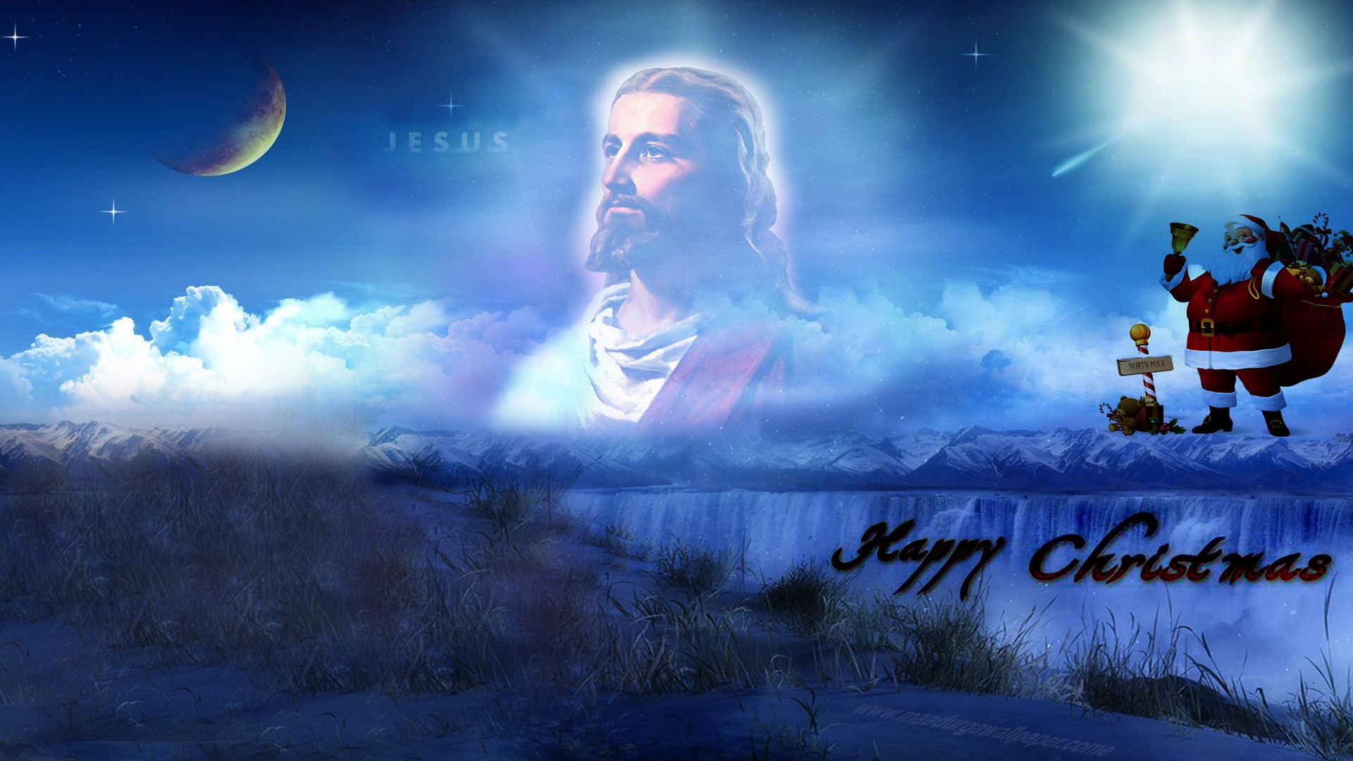 Christmas Jesus Wallpaper.Jesus Wallpaper 66 Images
