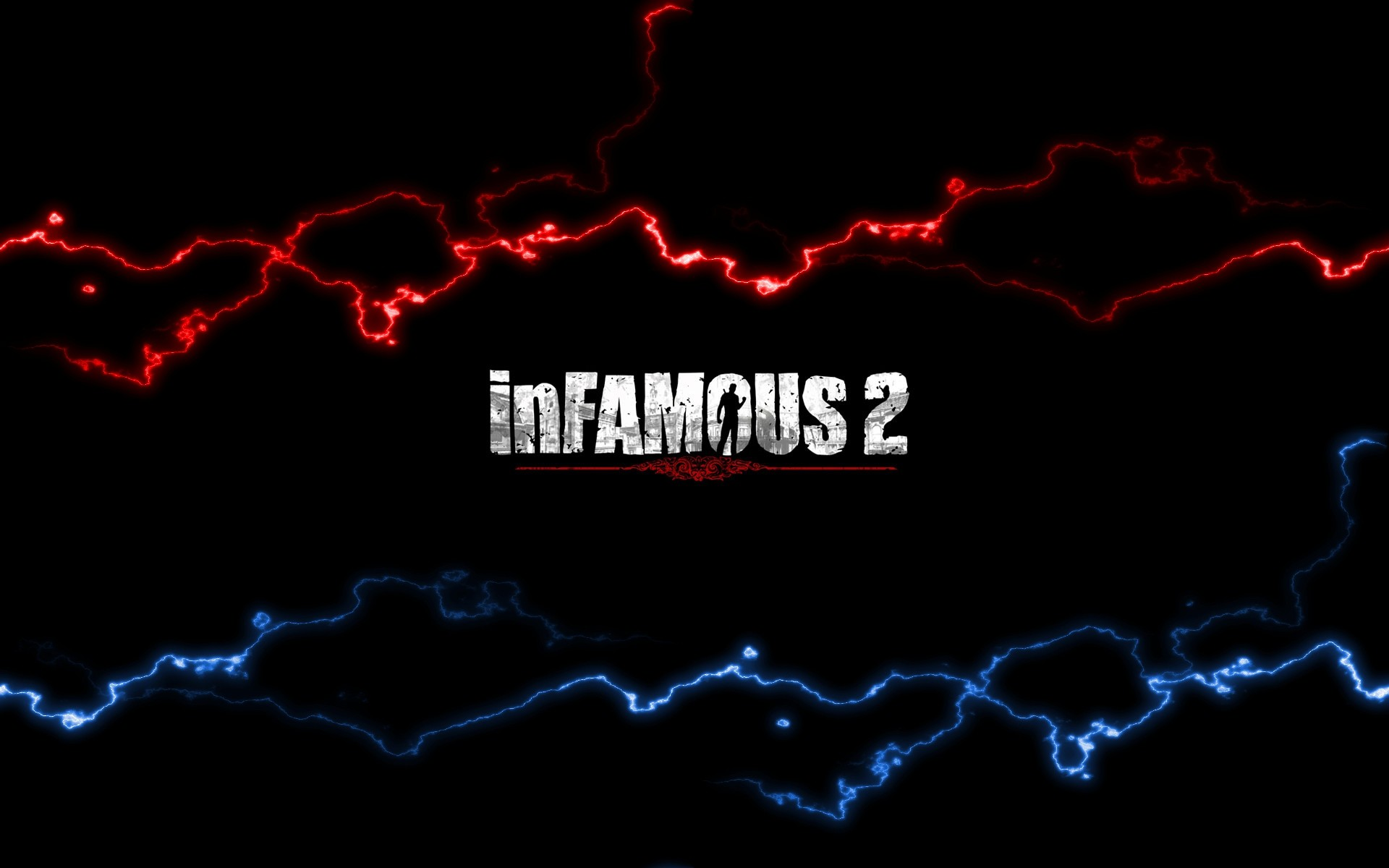 1920x1200 ... InFamous 2 Wallpaper by Clone-Commando