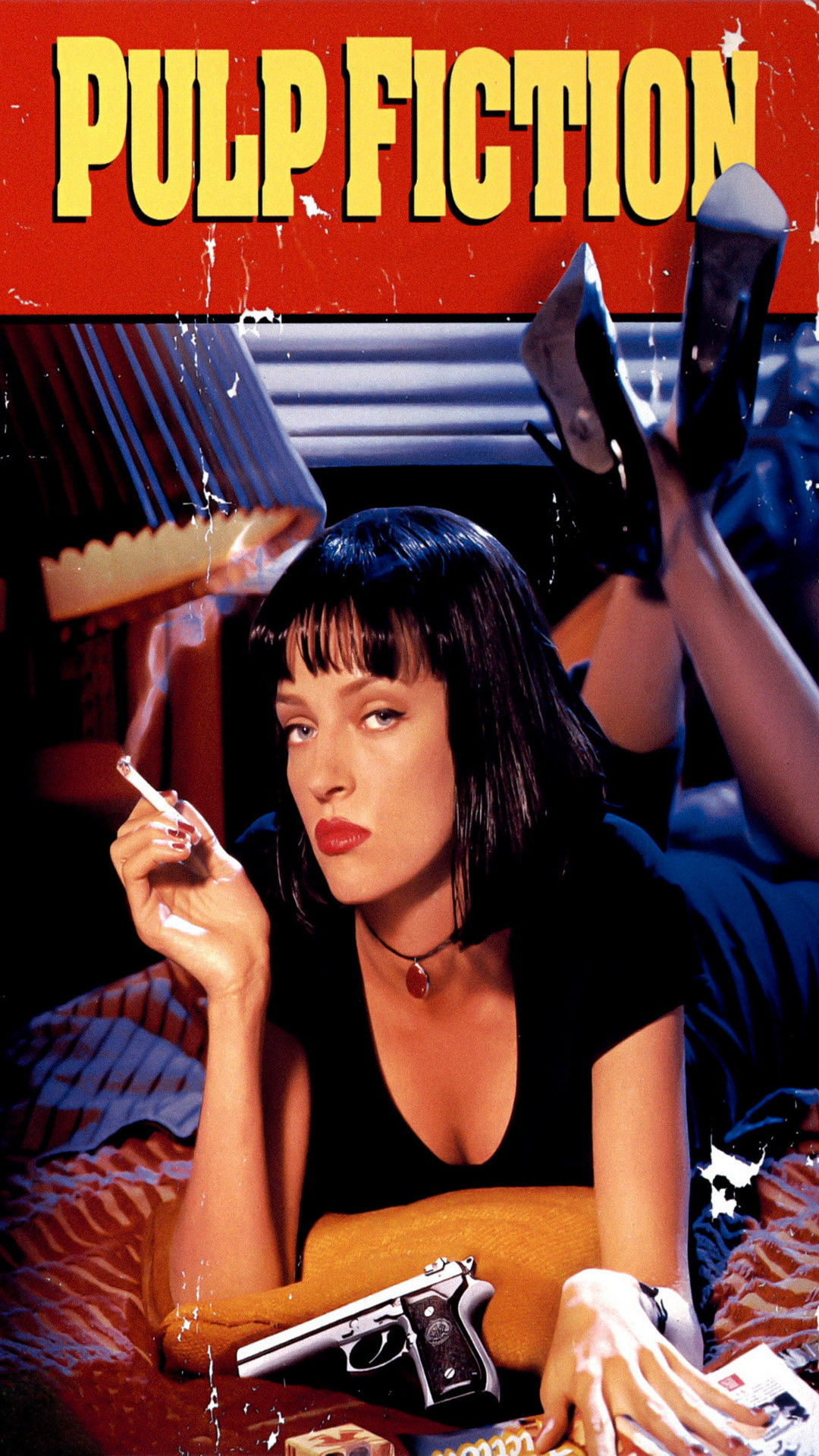 the superb editing in the movie pulp fiction by quentin tarantino Pulp fiction: how tarantino breaks the mold of the reactionary gangster in quentin tarantino's pulp fiction pulp fiction is the movie i couldn't explain why.