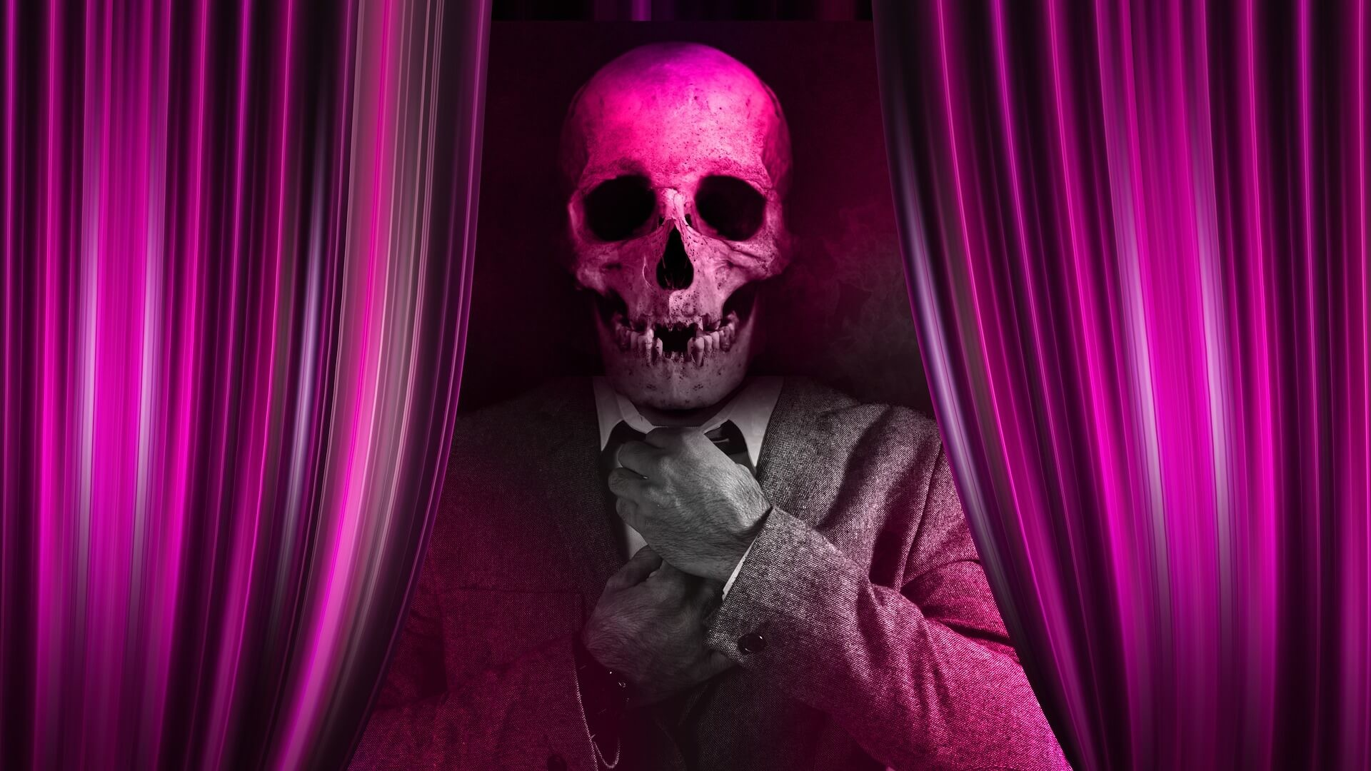 Purple Skull Wallpaper 61 Images