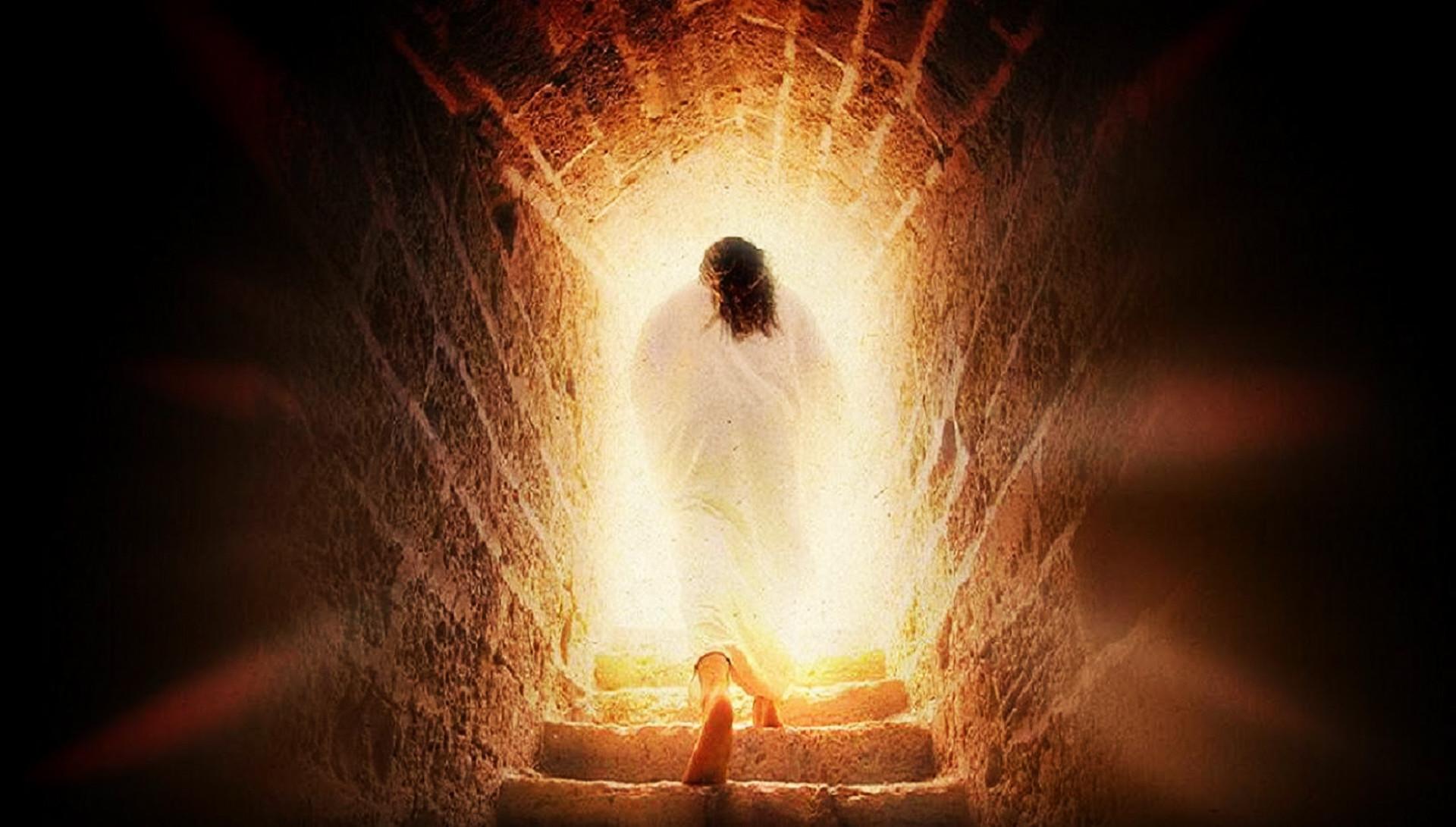 1920x1091 Happy Easter Jesus Risen Resurrection Hd Wallpaper Background