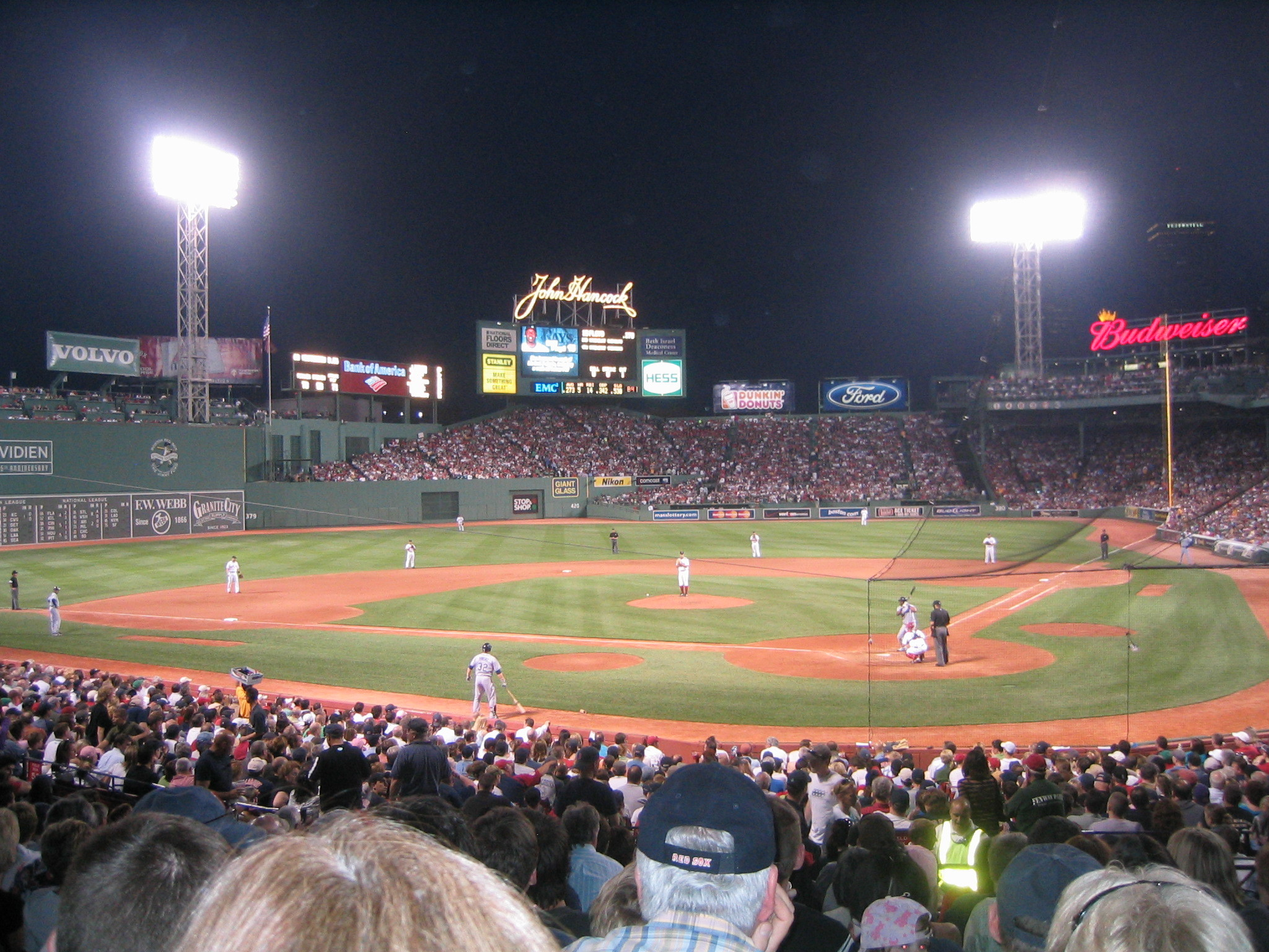 2048x1536 Galleries Fenway Park At Night Photography Wallpaper Download