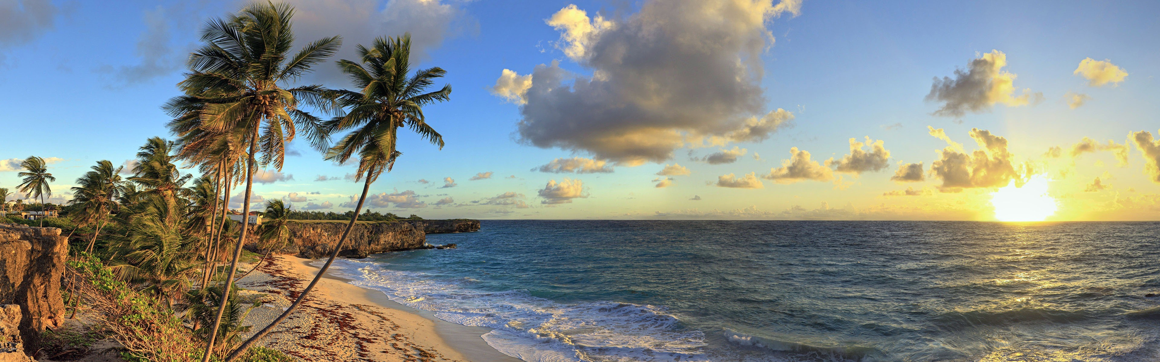 Panoramic backgrounds 39 images 3840x1200 wallpaper panoramic beach background download pic wpd001376 voltagebd Images