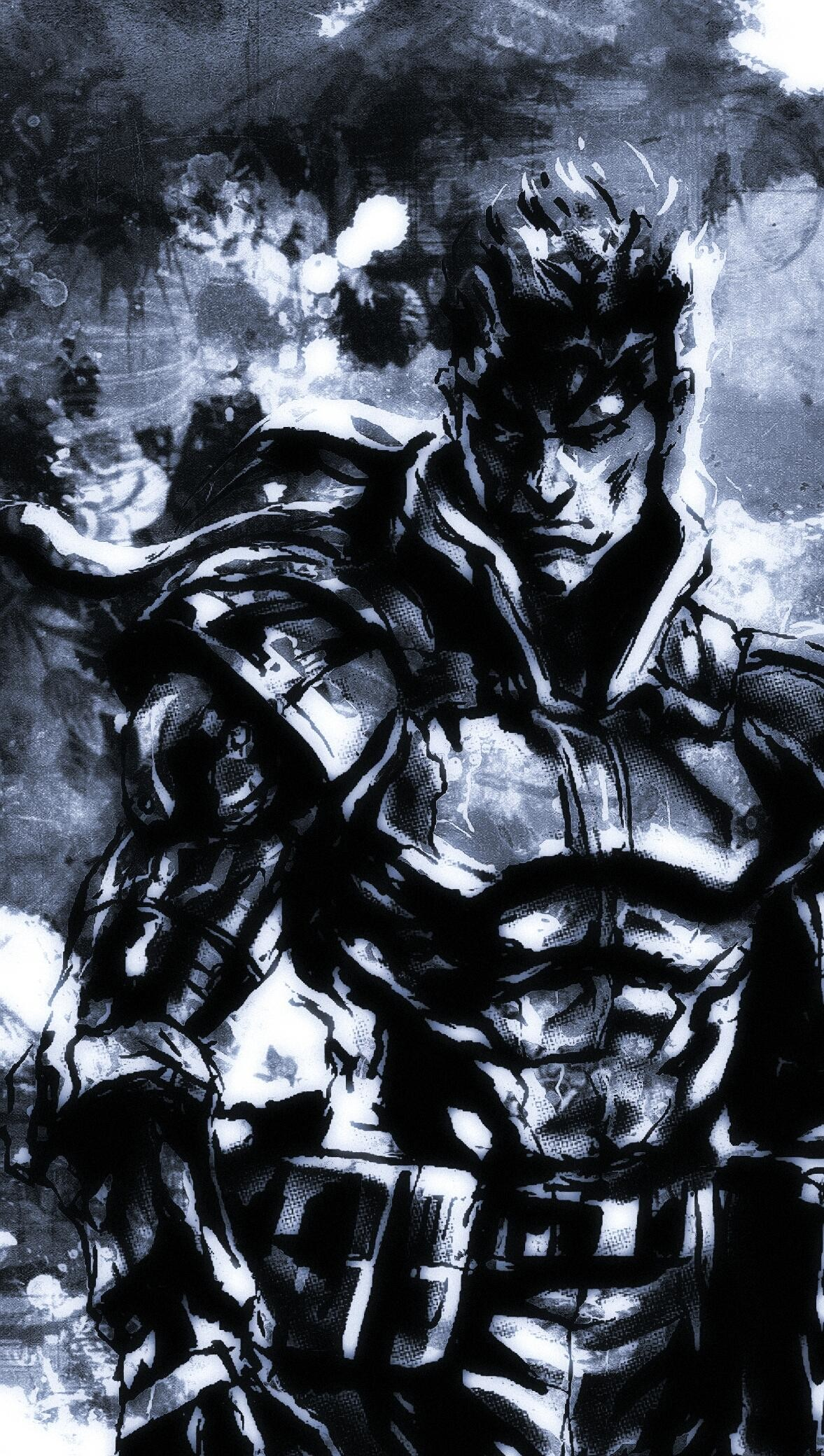 Solid Snake Wallpapers 68 Images