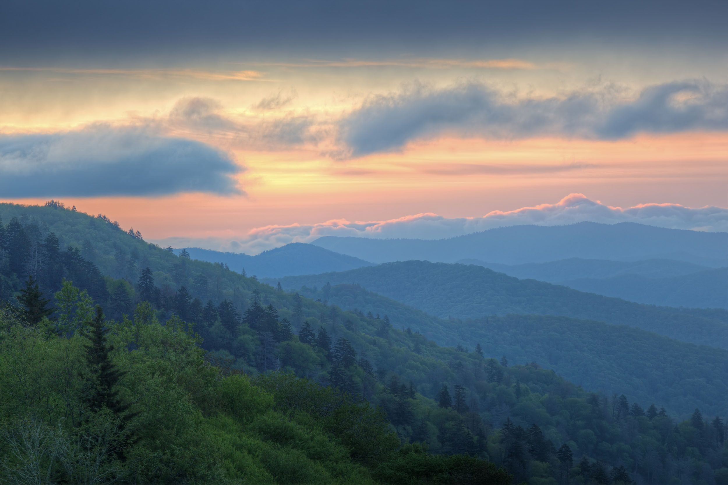 2500x1666 HD Smoky Mountains Wallpapers and Photos | HD Nature Wallpapers
