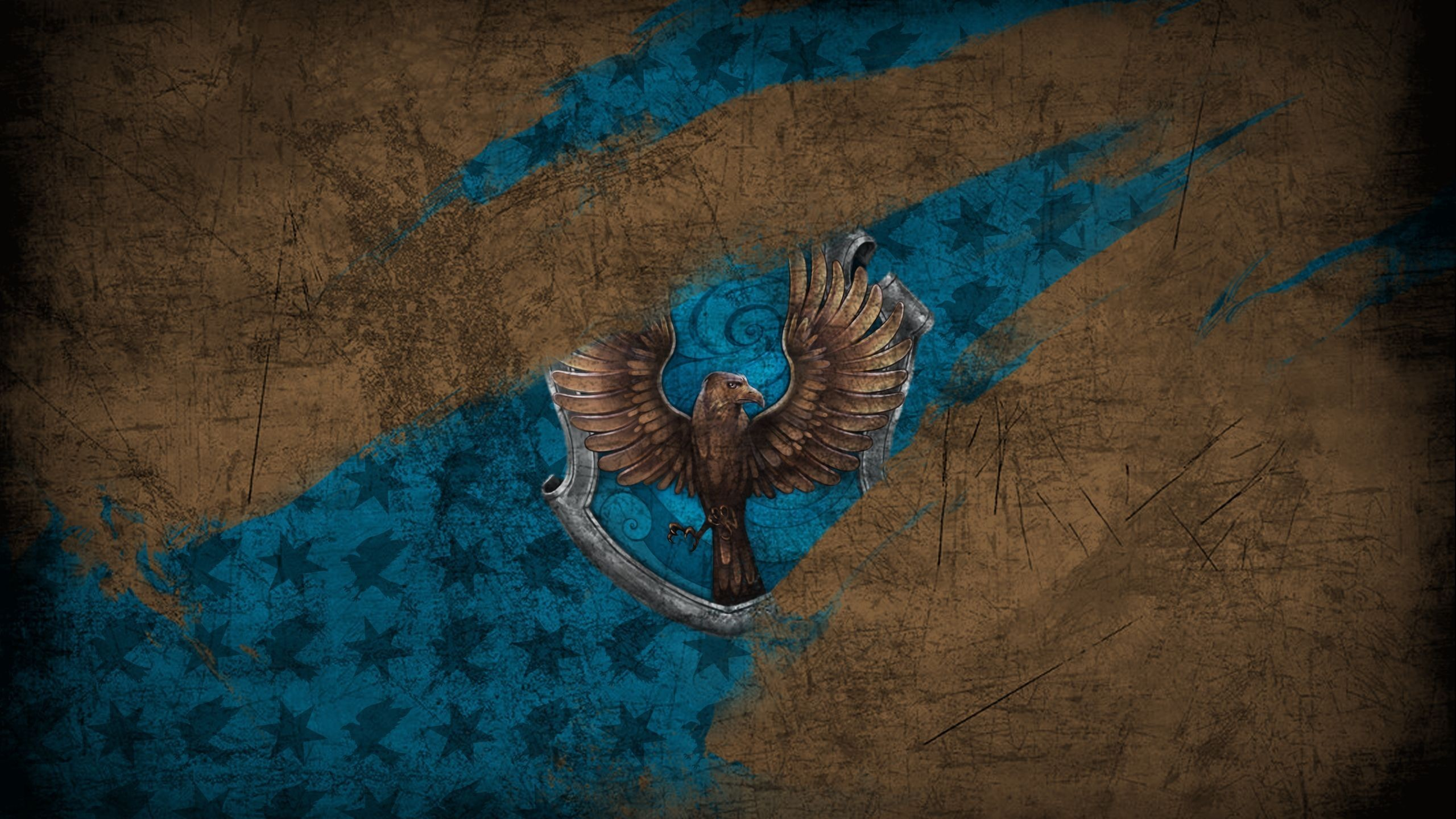 2560x1440  Ravenclaw logo - Harry Potter desktop wallpaper 23926 · 43 ·  Download · Res: 1920x1200 ...