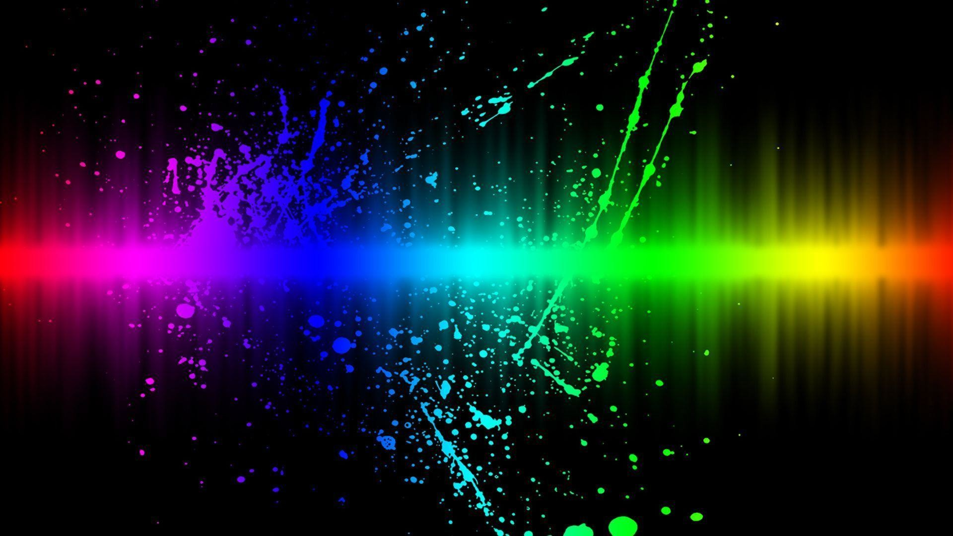Cool Rainbow Backgrounds (53+ images)