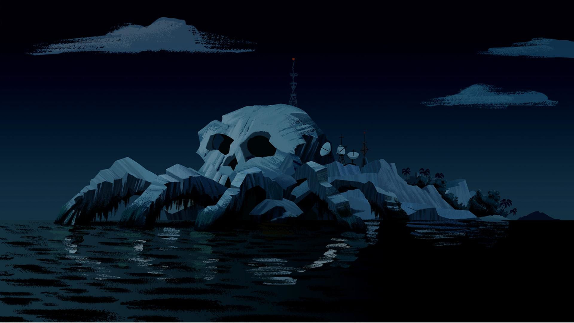 1920x1080 wallpaper skulls · The Venture Bros.