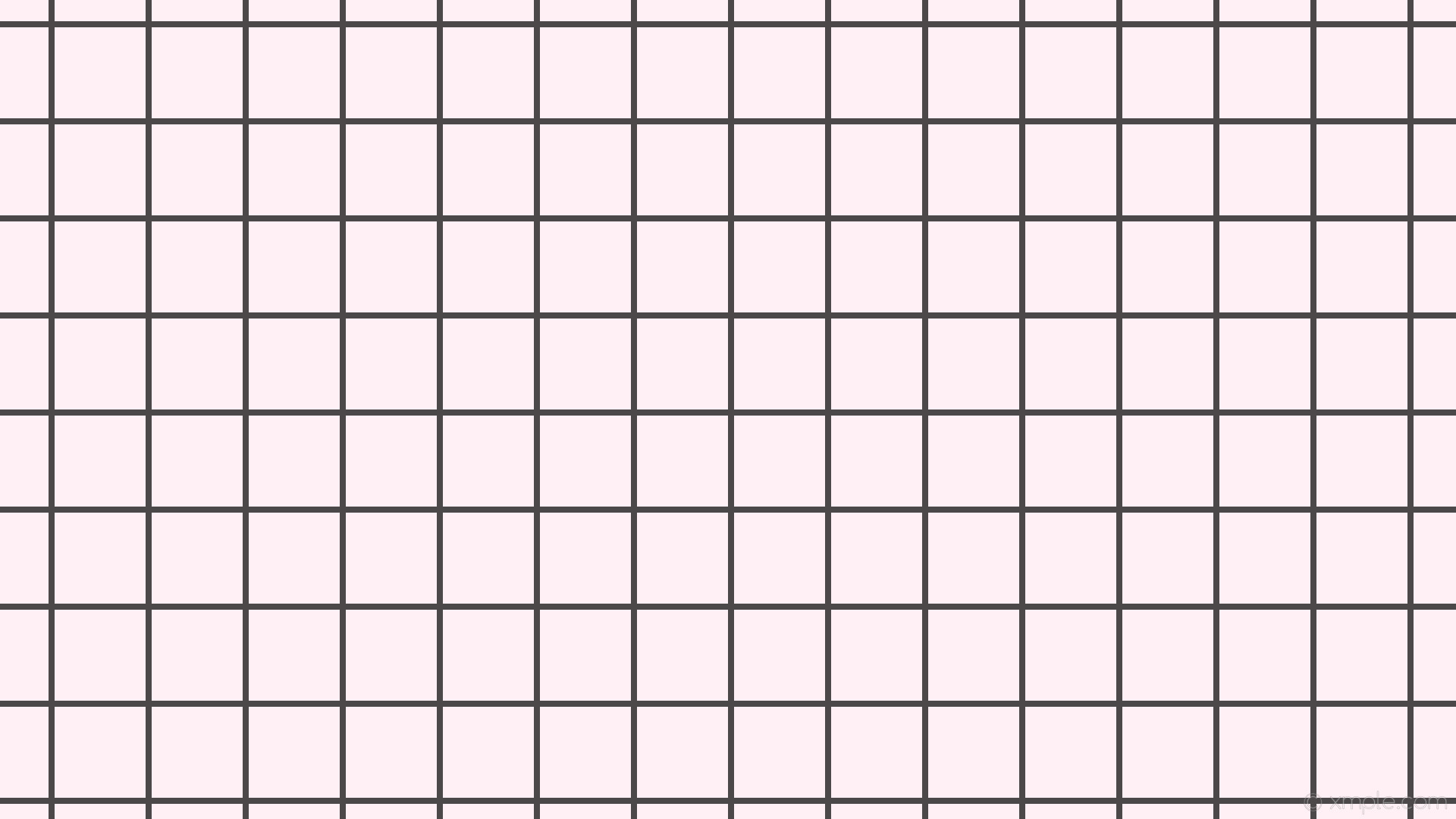 1920x1080 wallpaper white black graph paper grid lavender blush #fff0f5 #000000 0°  8px 128px