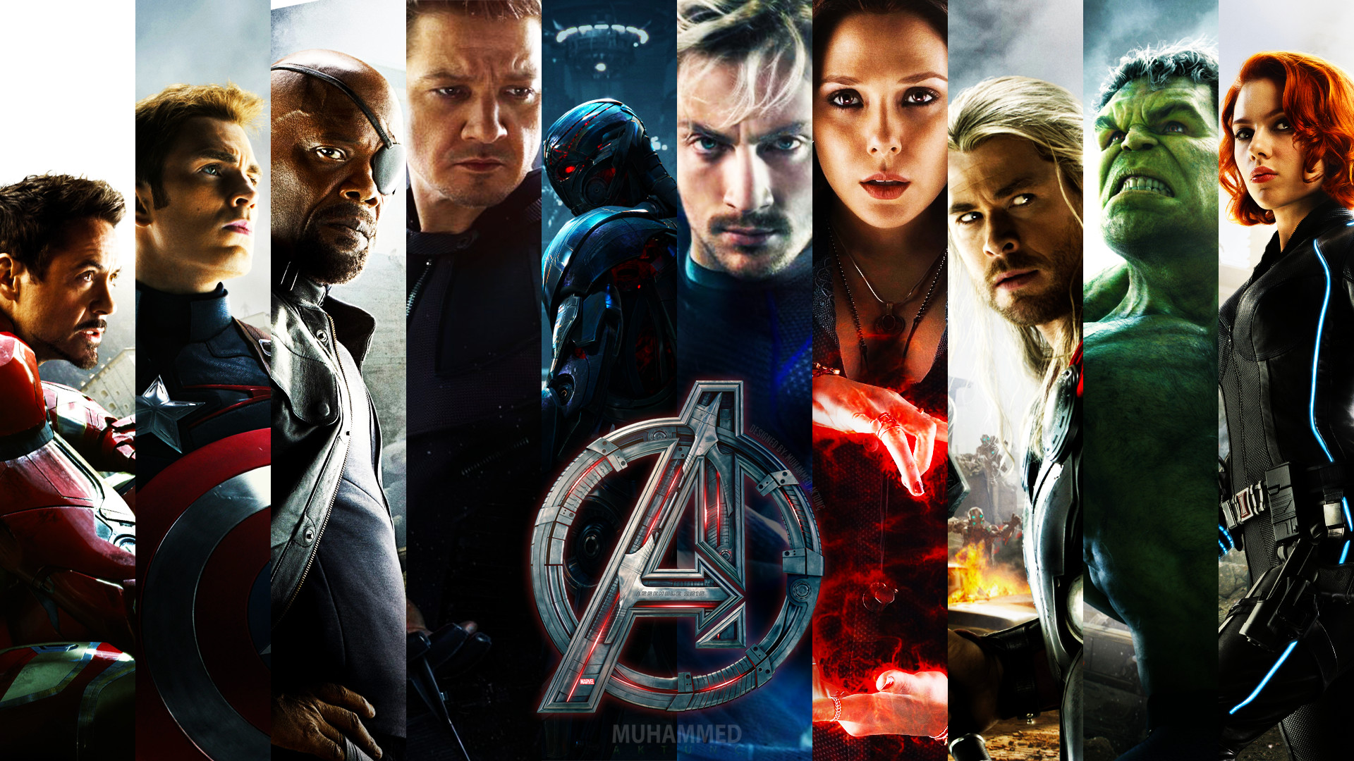Baby Stickers For Wall Avengers Age Of Ultron Wallpapers 67 Images