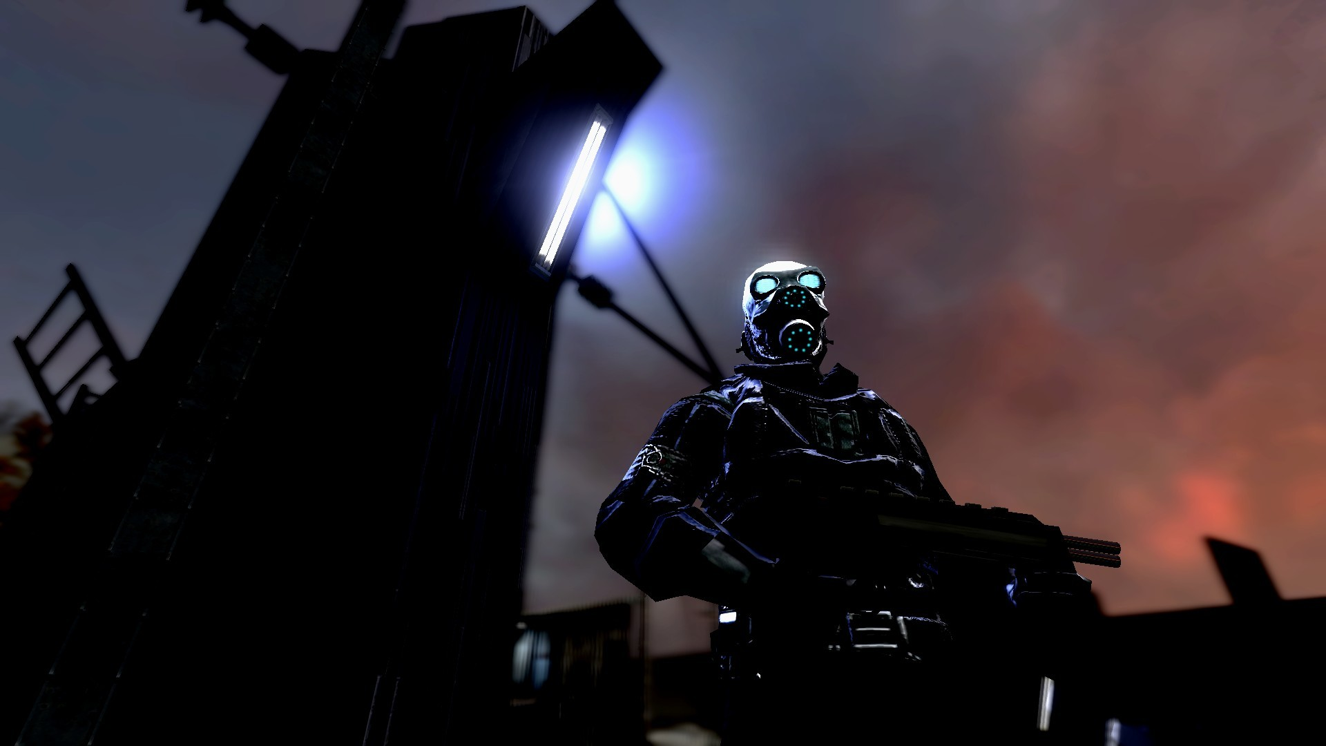 Valve corporation half-life garrys mod wallpaper