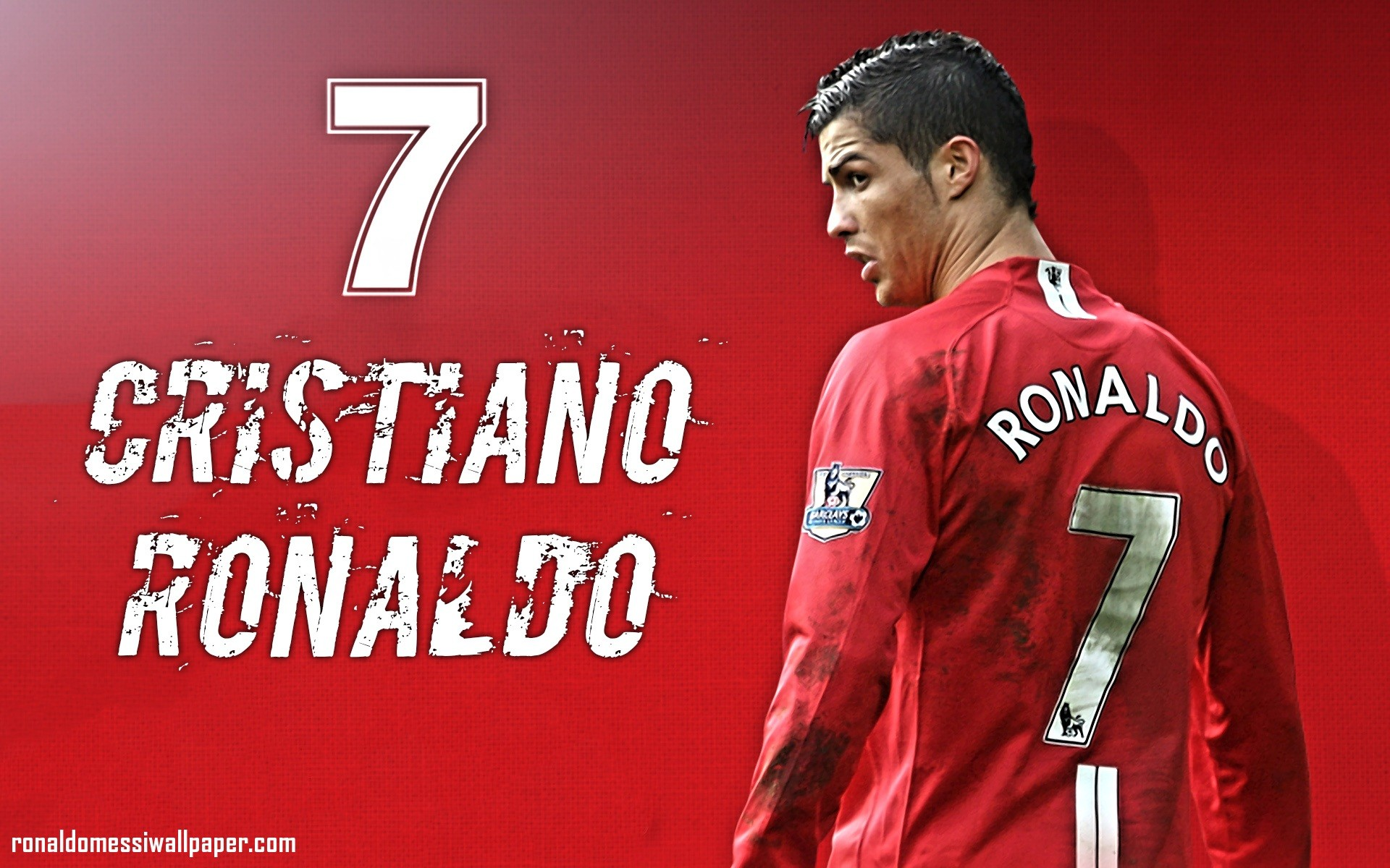 ronaldo 7 man utd